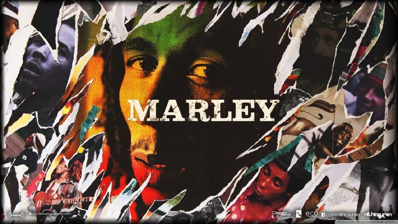 HD Bob Marley Wallpapers