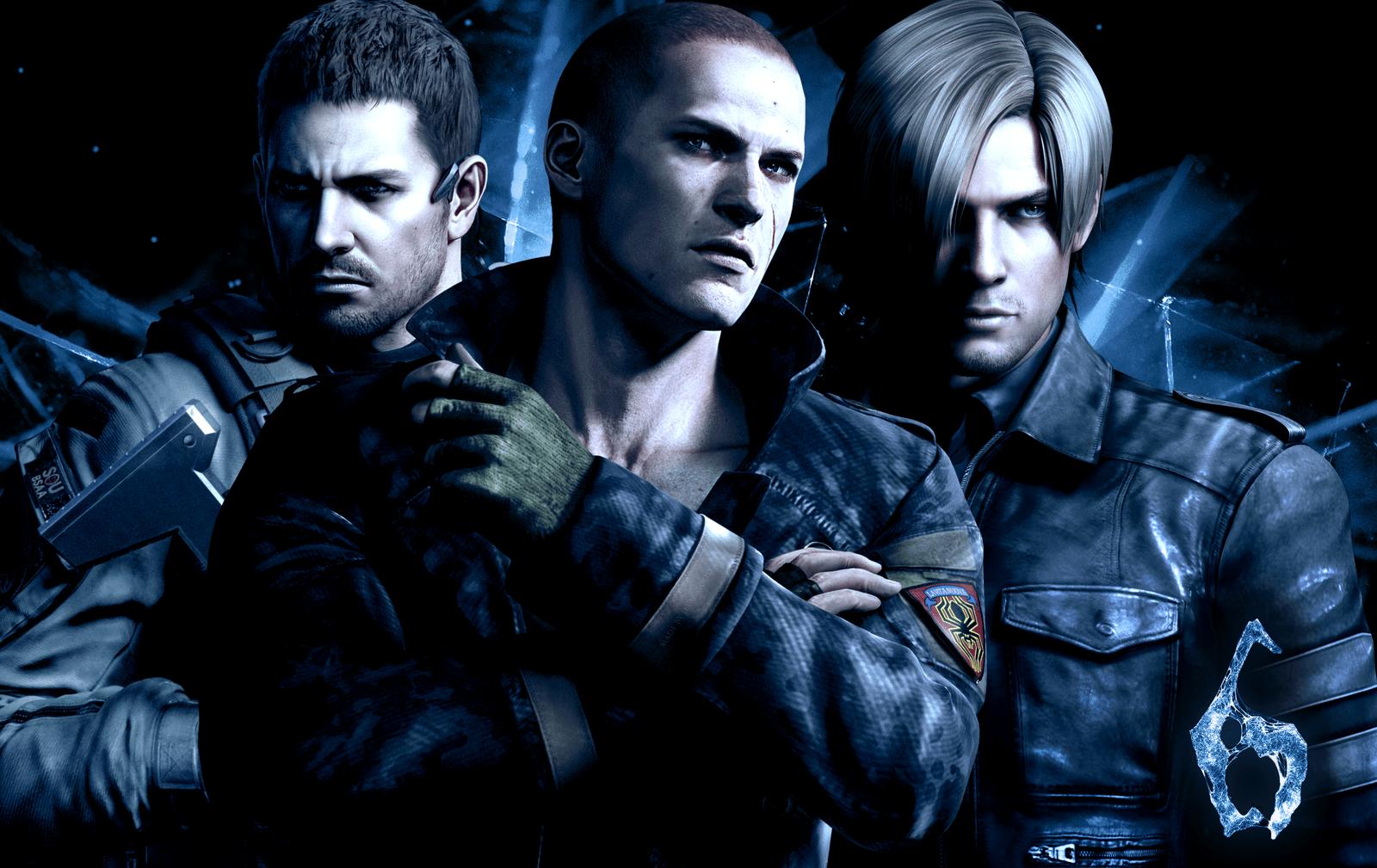 Resident Evil 6 Wallpapers - Wallpaper Cave