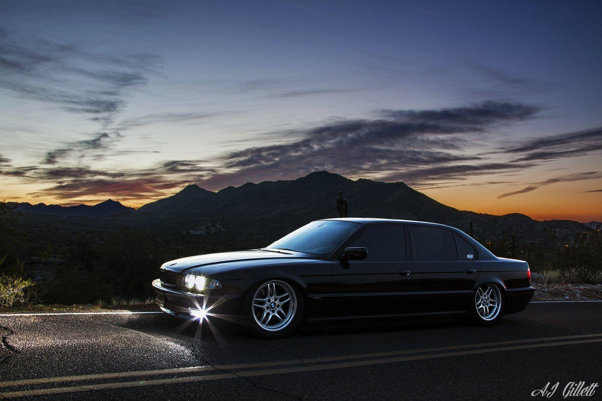 BMW E38 Wallpapers - Wallpaper Cave