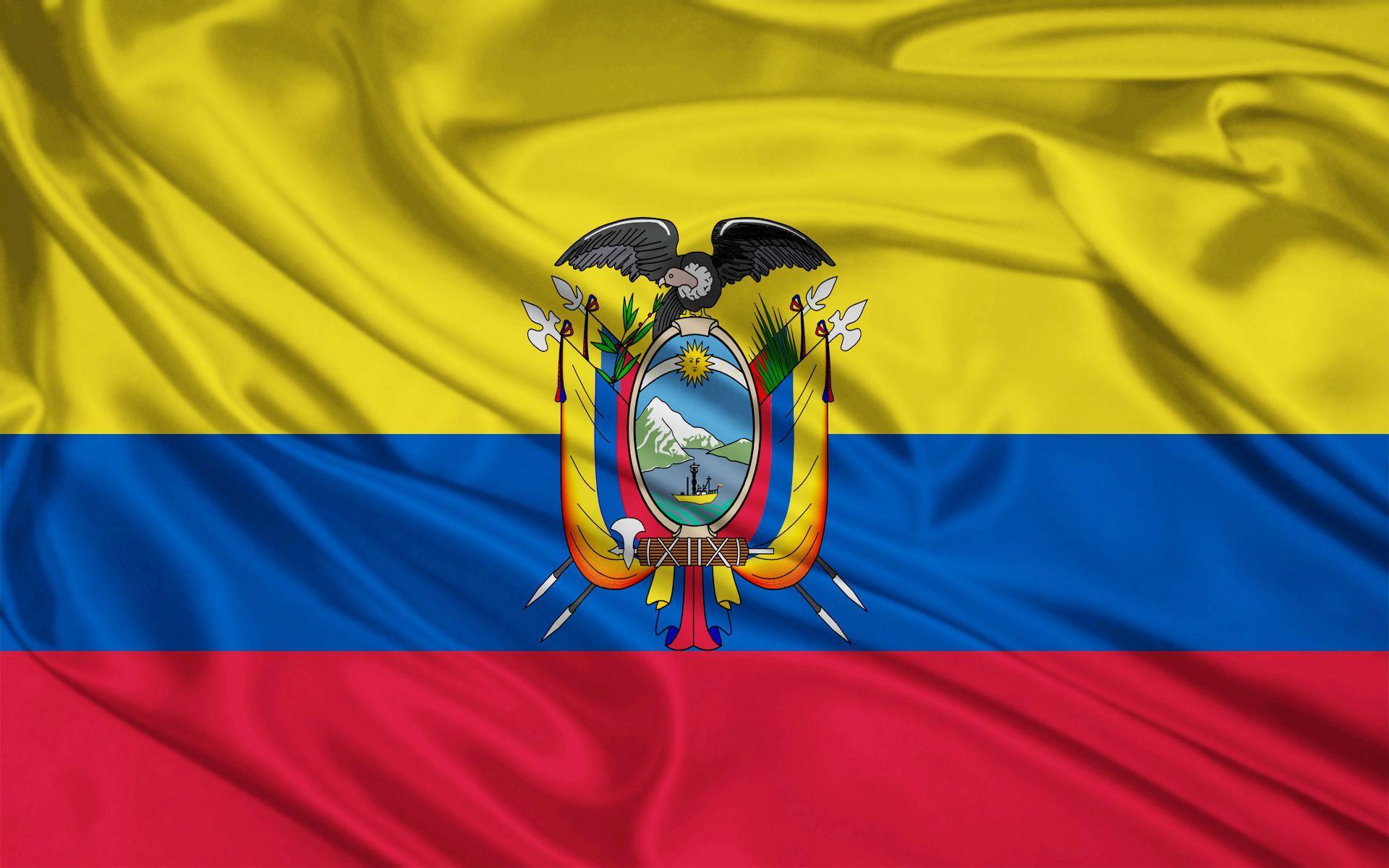 Ecuador National Football Team Zoom Background 3