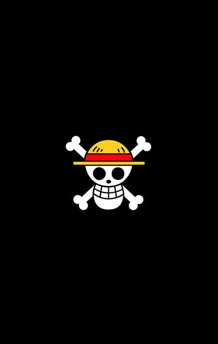 Logo One Piece Wallpapers Wallpaper Cave