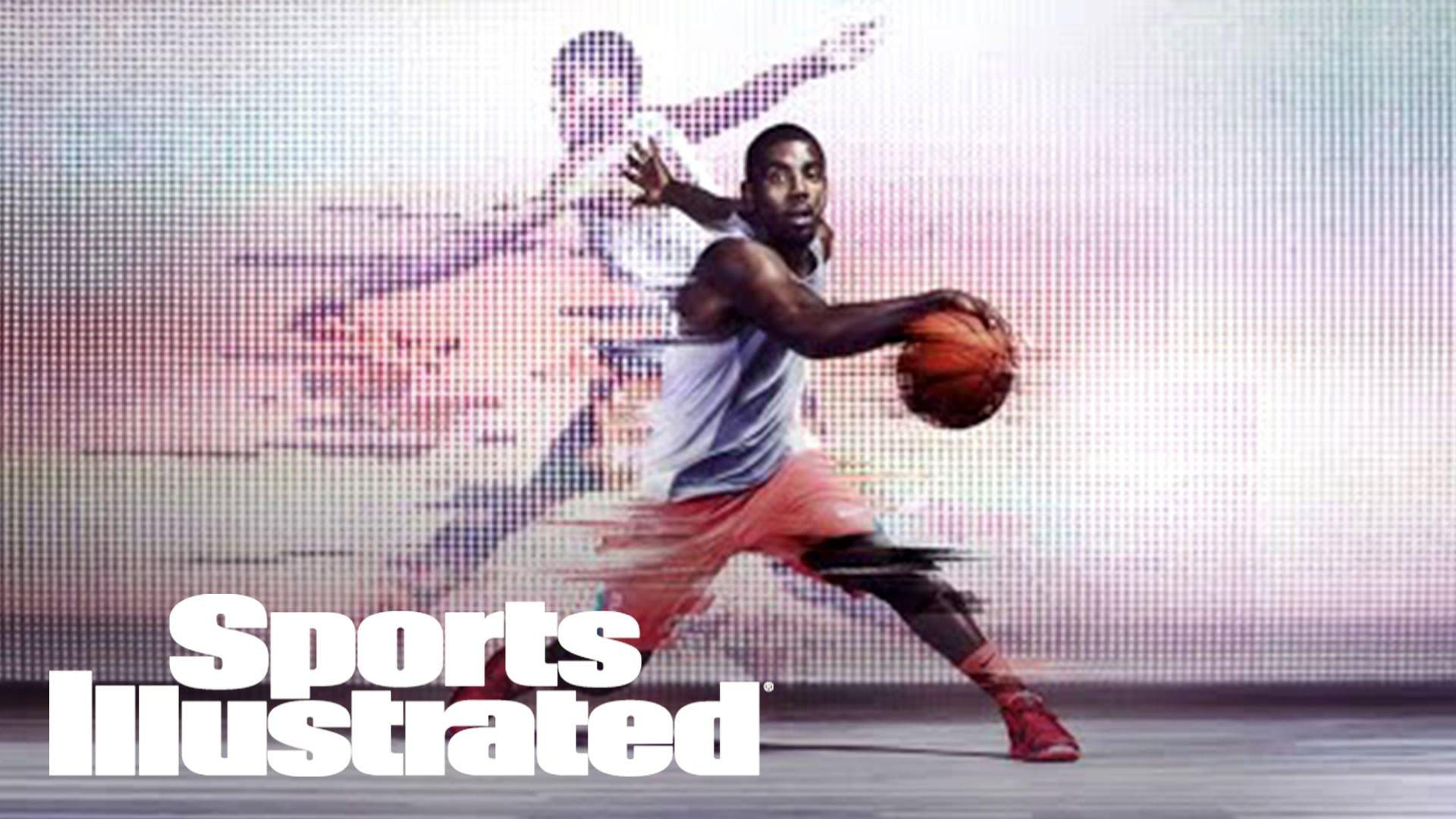competitive price 3c2a0 10f12 Kyrie Irving Talks Signature Shoe - KYRIE 1   Sports Illustrated .