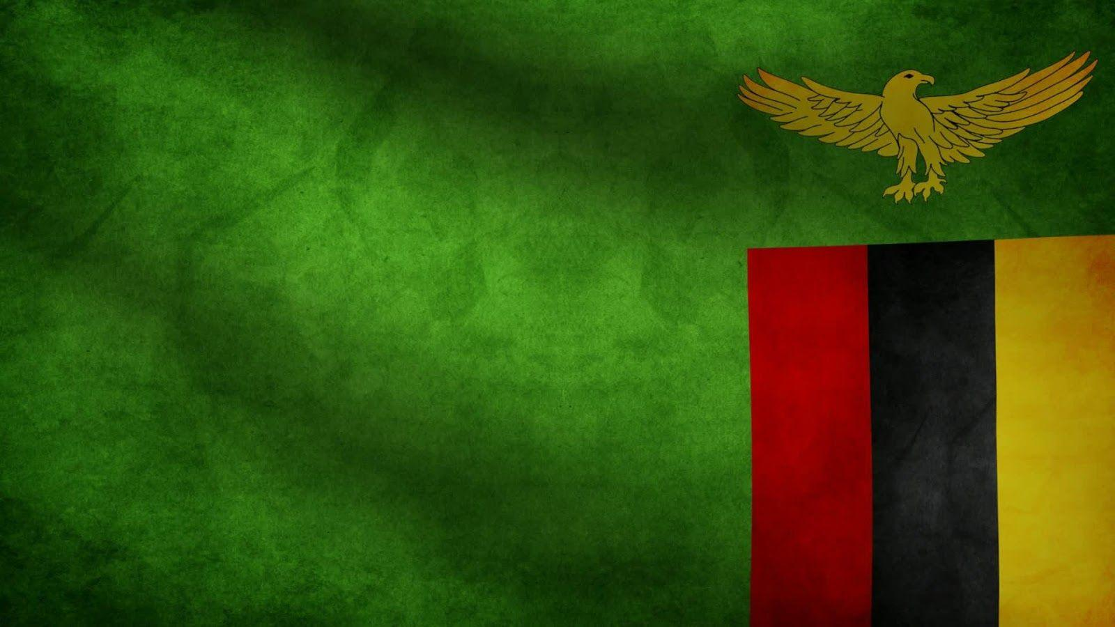 Zambia Flag Wallpapers