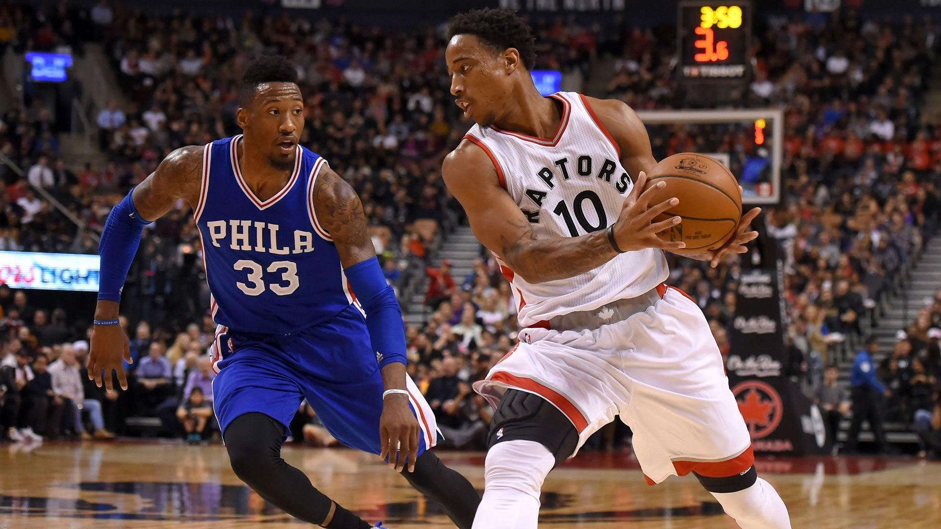 Highlight: Robert Covington finds groove, but Sixers fall 122-95 ...