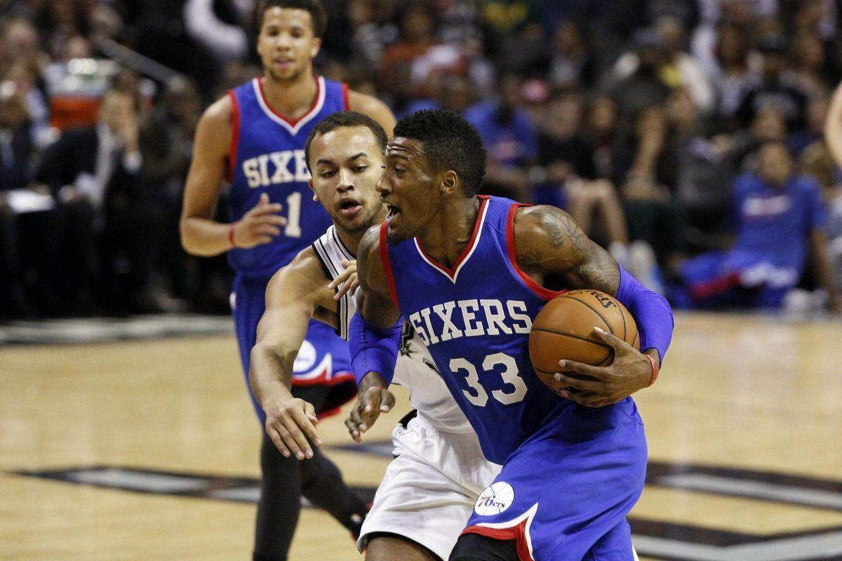 76ers Forward Robert Covington Is Becoming A Fan Favorite In ...