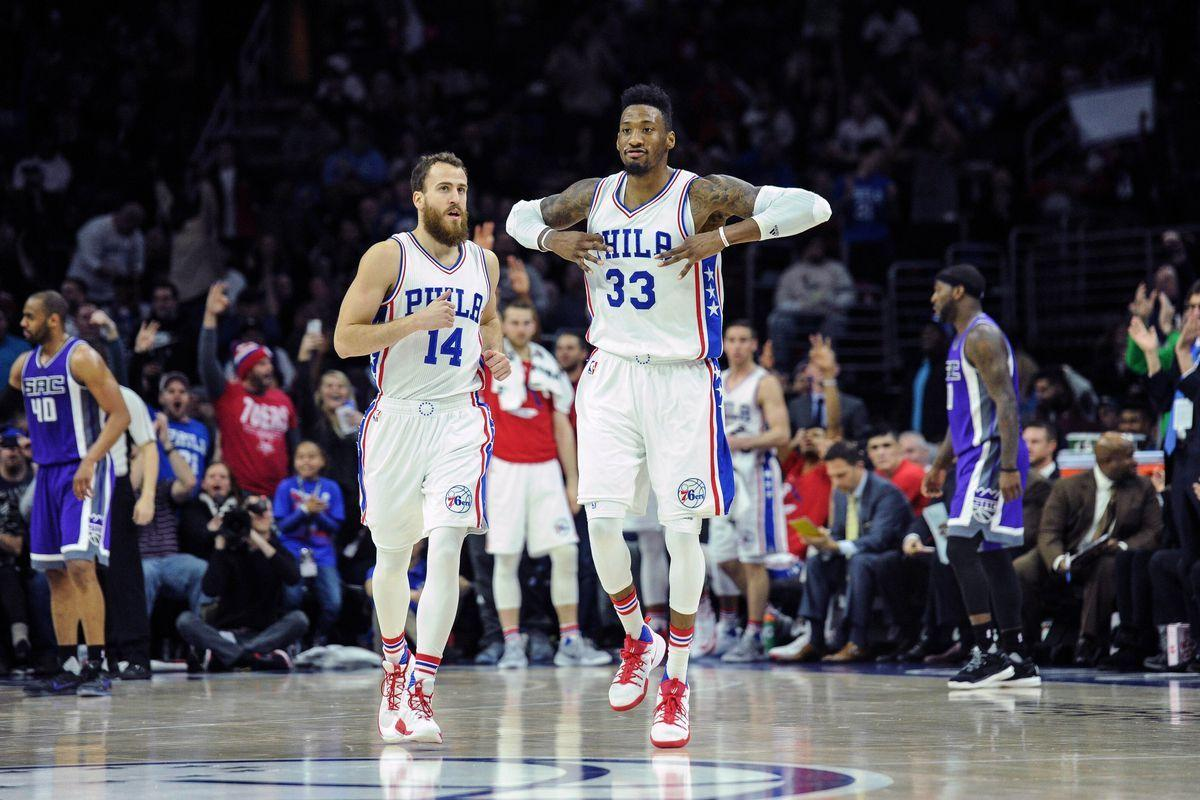 Robert Covington is a vital piece regardless of his three-point ...