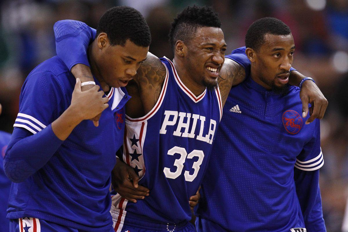 4 Days Till Sixers: The Robert Covington-less Sixers Are in ...