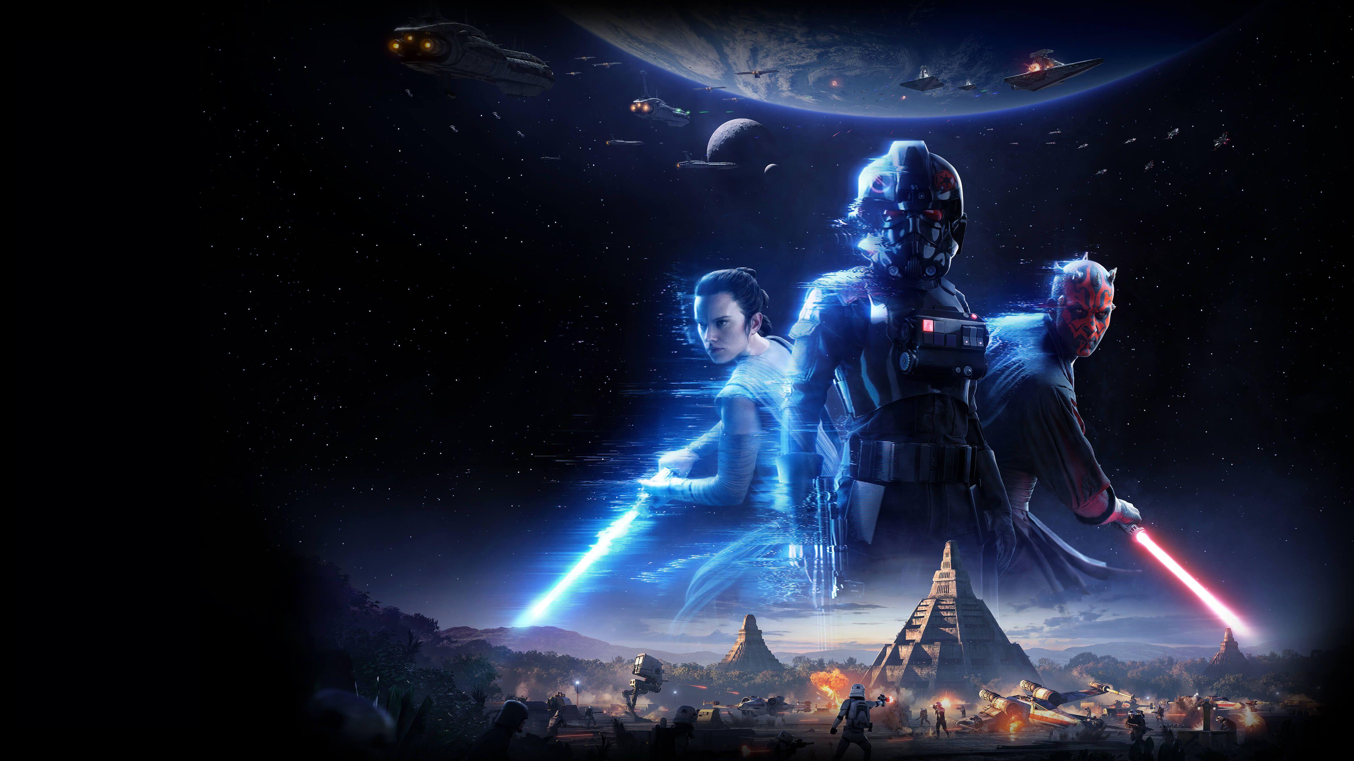 Star Wars Battlefront Ii Wallpapers Wallpaper Cave