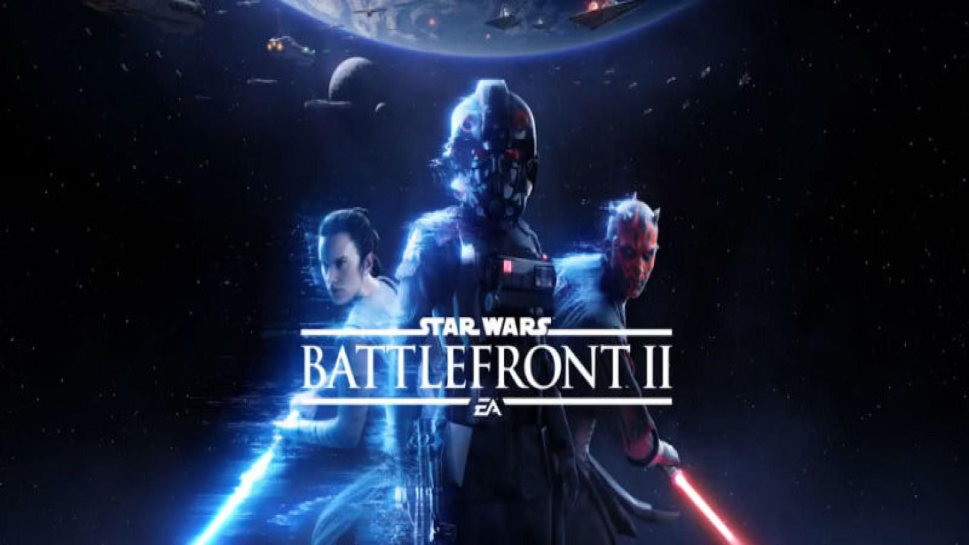 Star Wars Battlefront Ii Wallpapers Wallpaper Cave