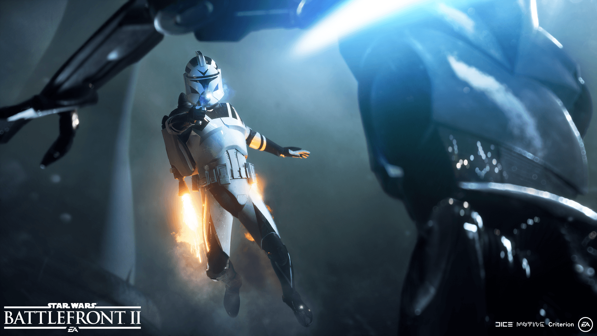 Star Wars Battlefront II Wallpapers - Wallpaper Cave