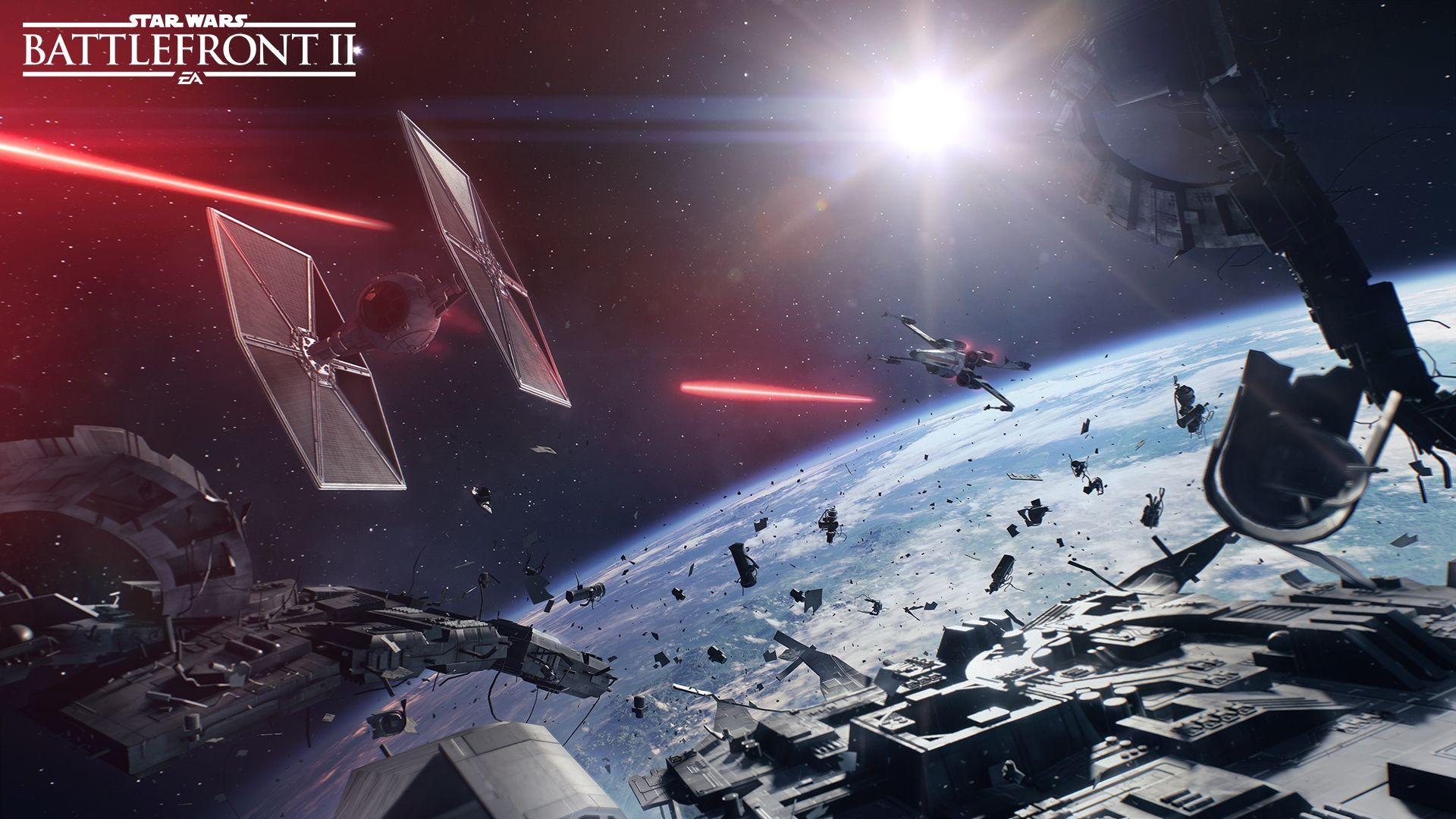 Star Wars Battlefront II (2017) Full HD Wallpaper and Background ...