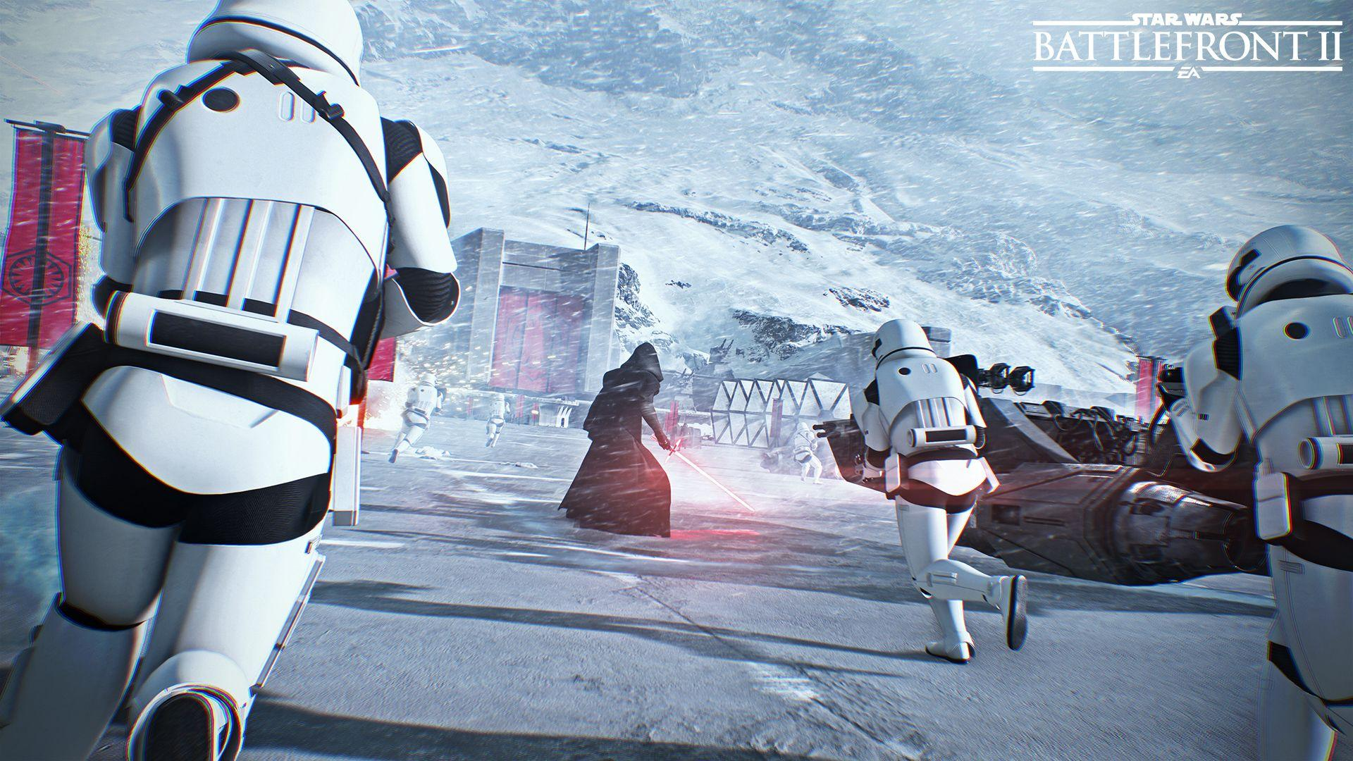 What's new in Star Wars Battlefront 2's multiplayer - Polygon