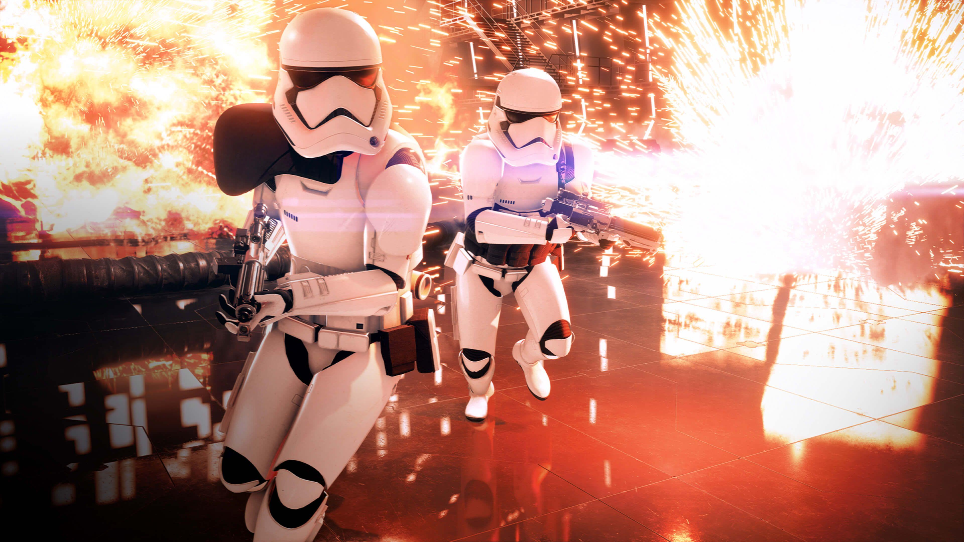 Star Wars Battlefront II hi-res wallpapers I scraped from EA site ...