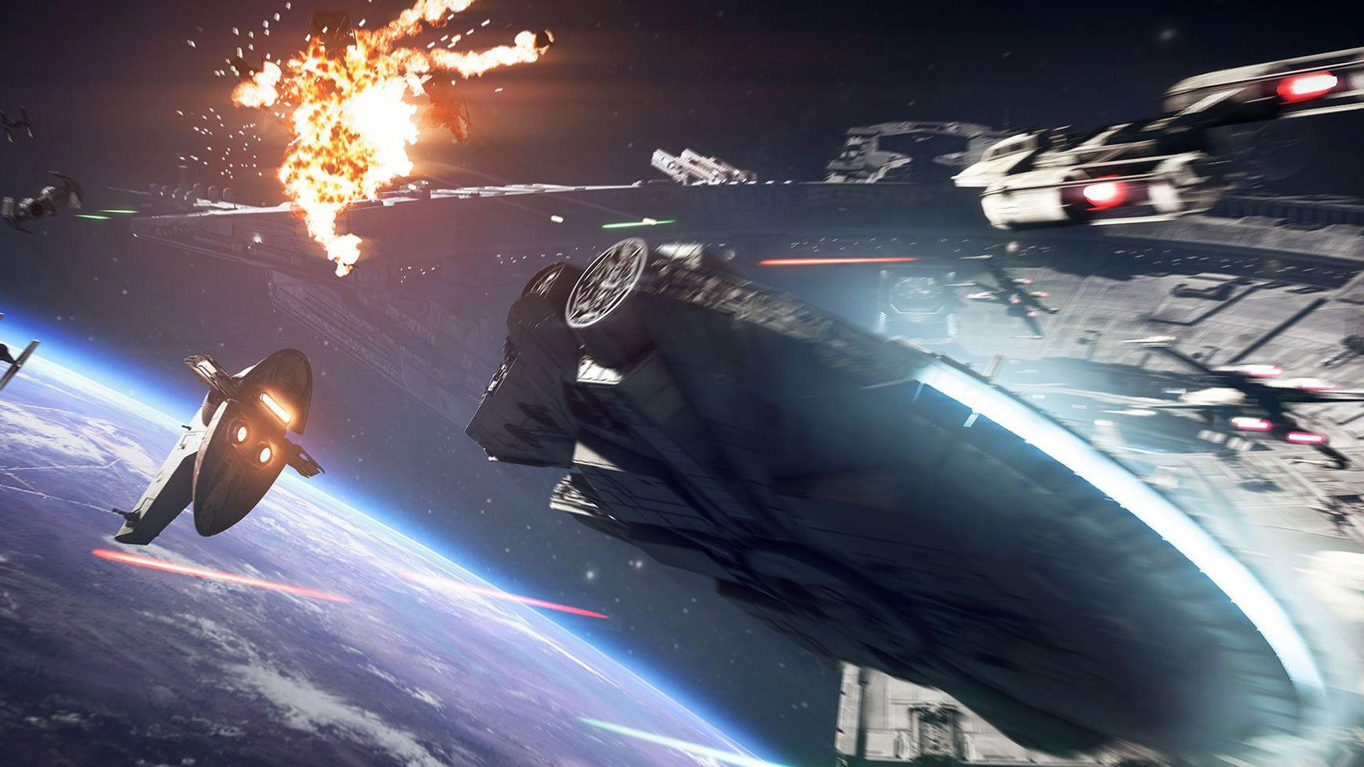 9 Minutes of Star Wars Battlefront 2 Galactic Empire Gameplay ...