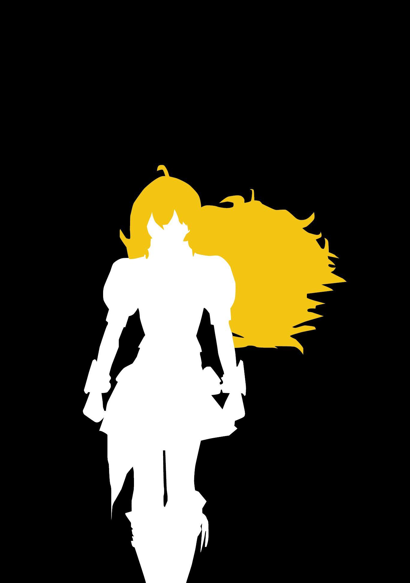 RWBY Yang Xiao Long by hellghast12 on DeviantArt