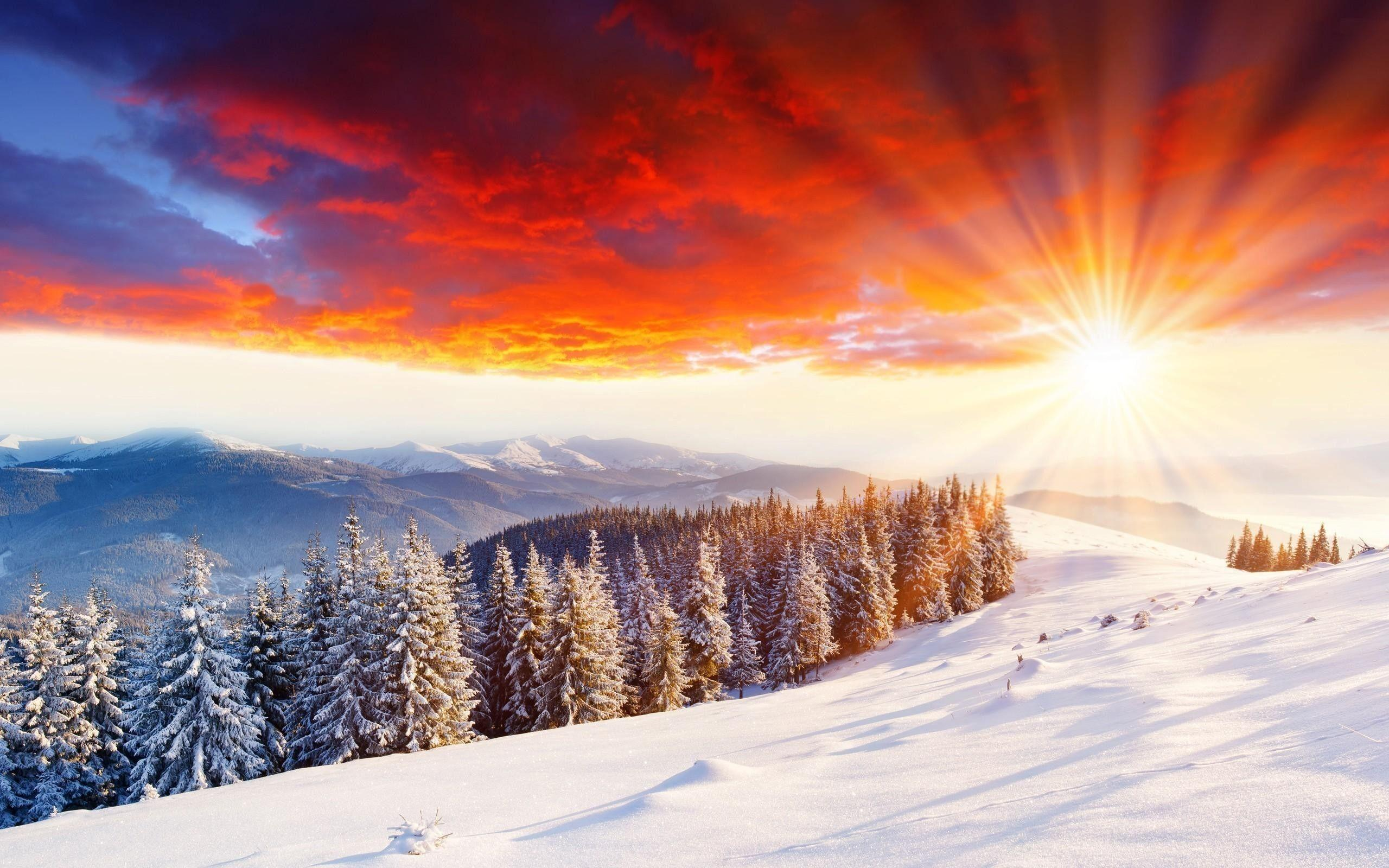 Snow scene wallpapers wallpaper cave snowy winter scenes wallpaper 44 images voltagebd Image collections