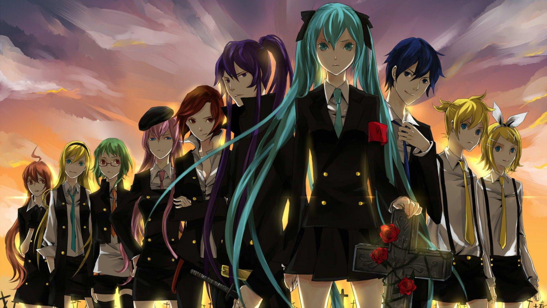 Vocaloid Full HD Wallpaper and Background | 1920x1080 | ID:839125