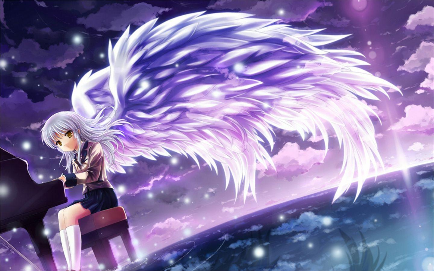 Anime Angel Beats! wallpapers (Desktop, Phone, Tablet) - Awesome ...