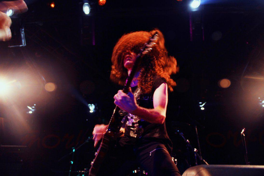 Marty Friedman Live in Moscow by the-11th on DeviantArt