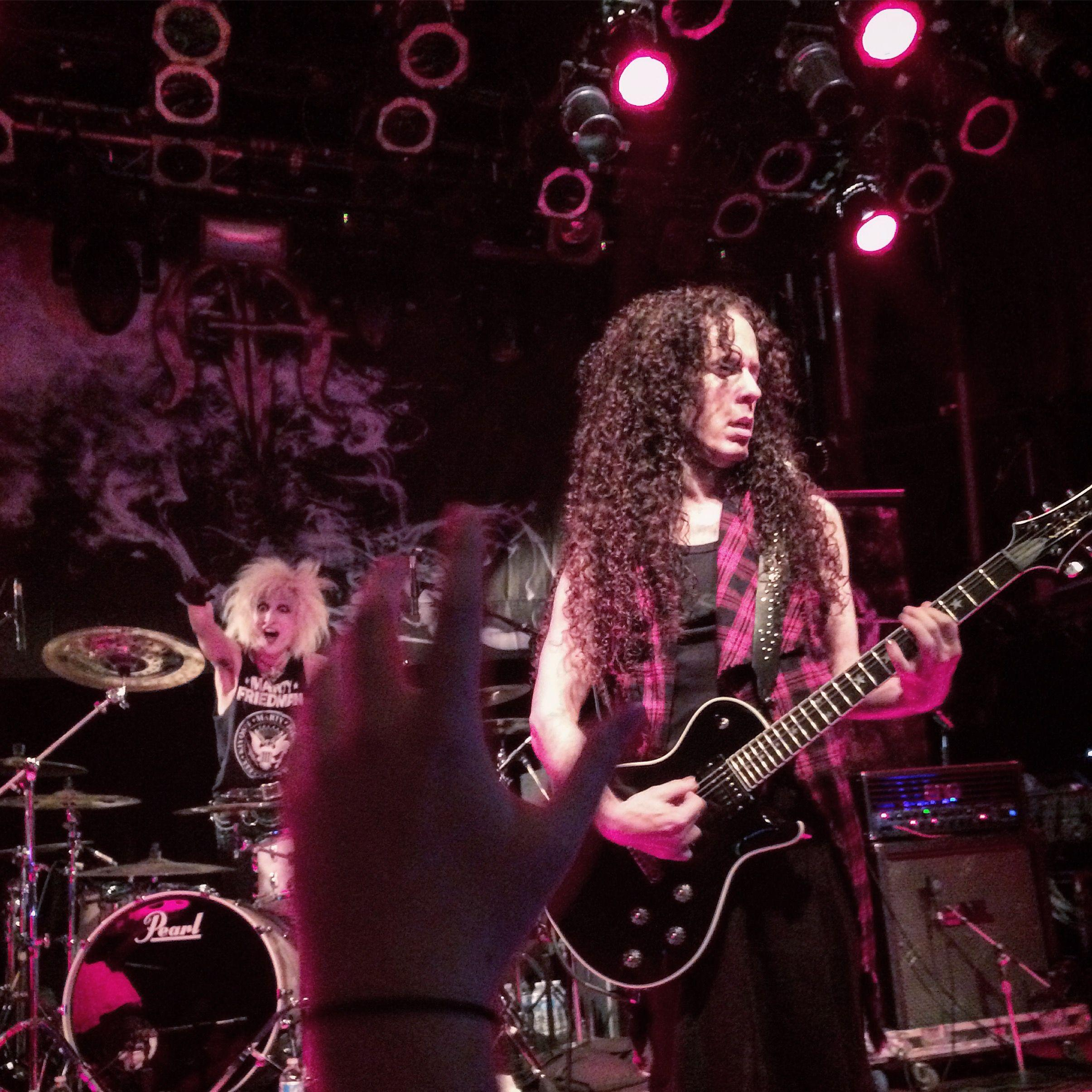 THE SIX STRING SHED » Blog Archive » Interview with Marty Friedman