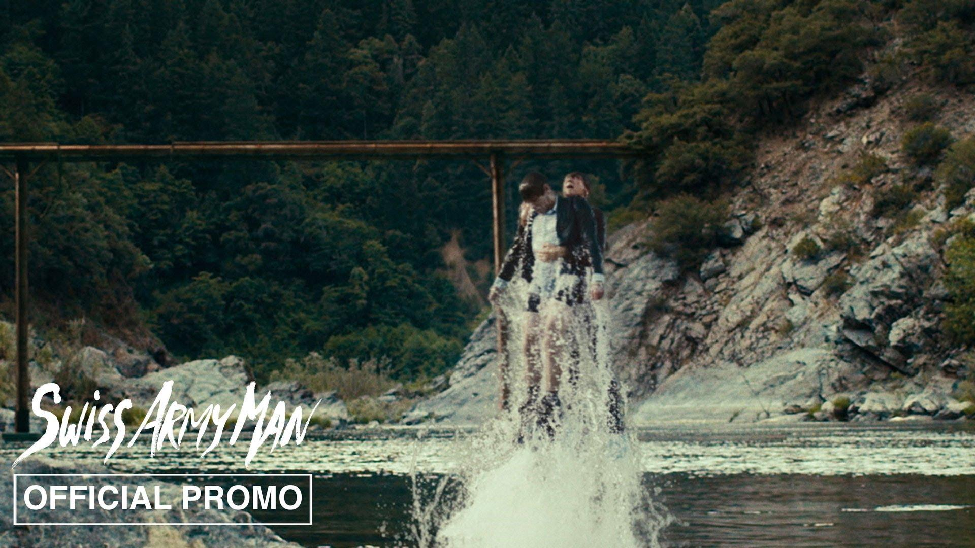 Swiss Army Man | River Rocket | Official Promo HD | A24 - YouTube