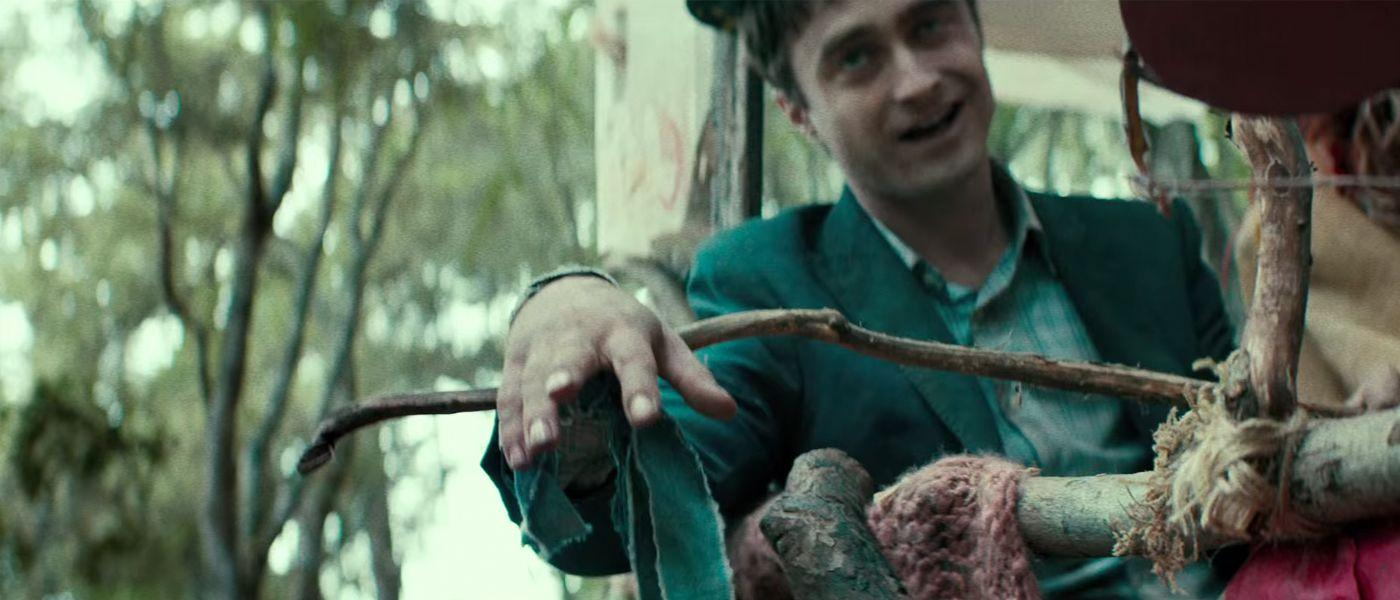 Swiss Army Man - Fart of Gold - Read Into It