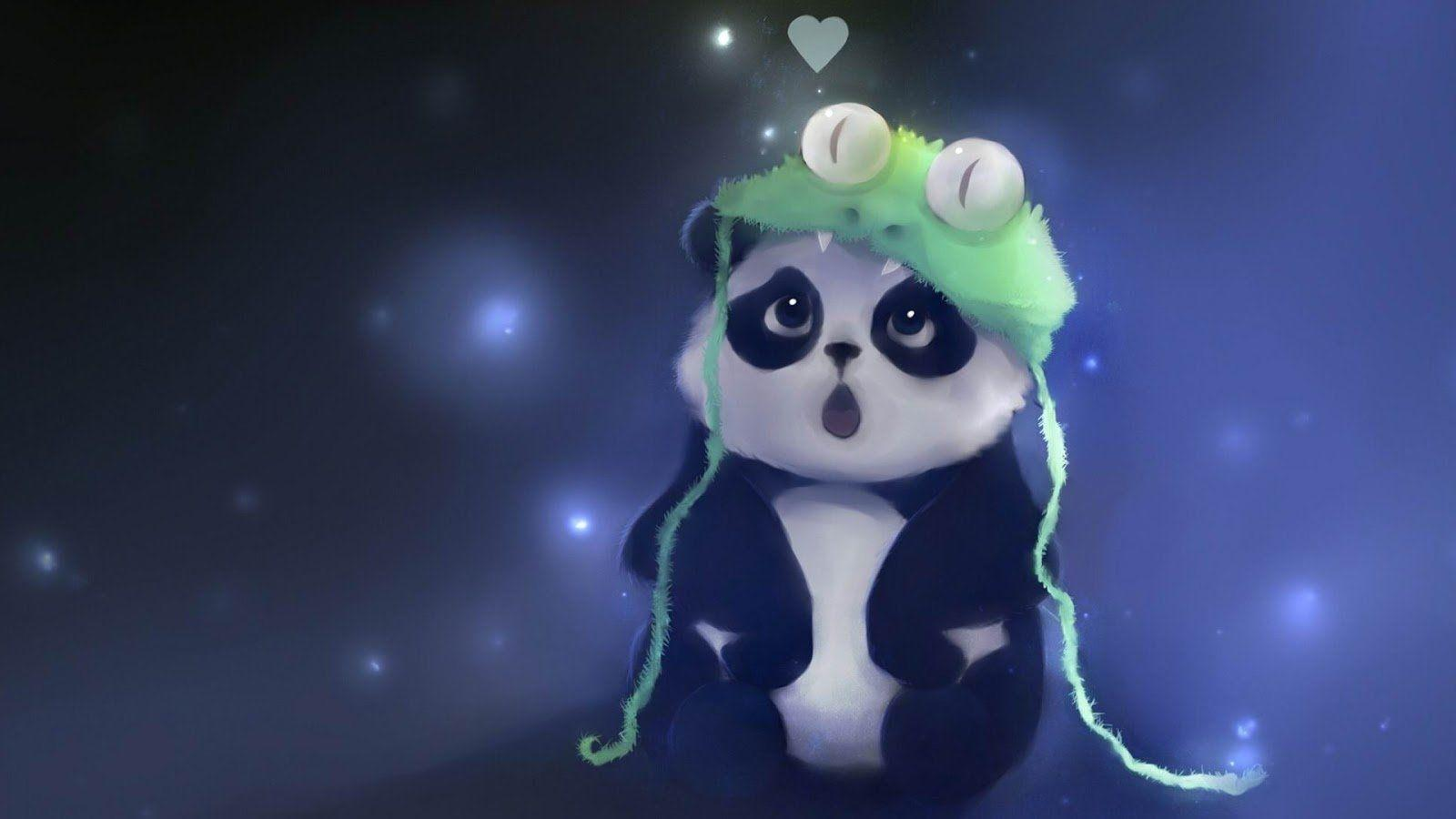 Animation Panda Wallpapers Wallpaper Cave