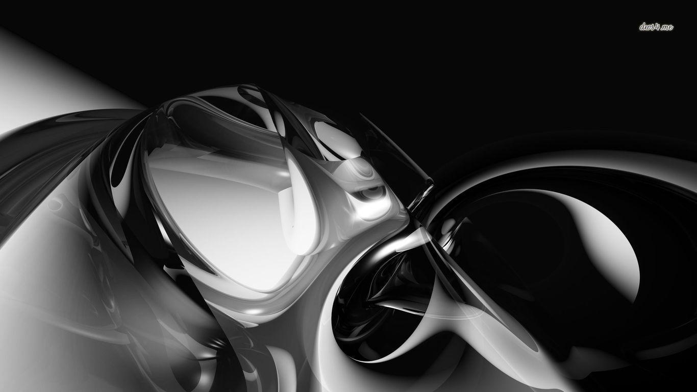 Black And Silver Wallpapers - Wallpaper Cave