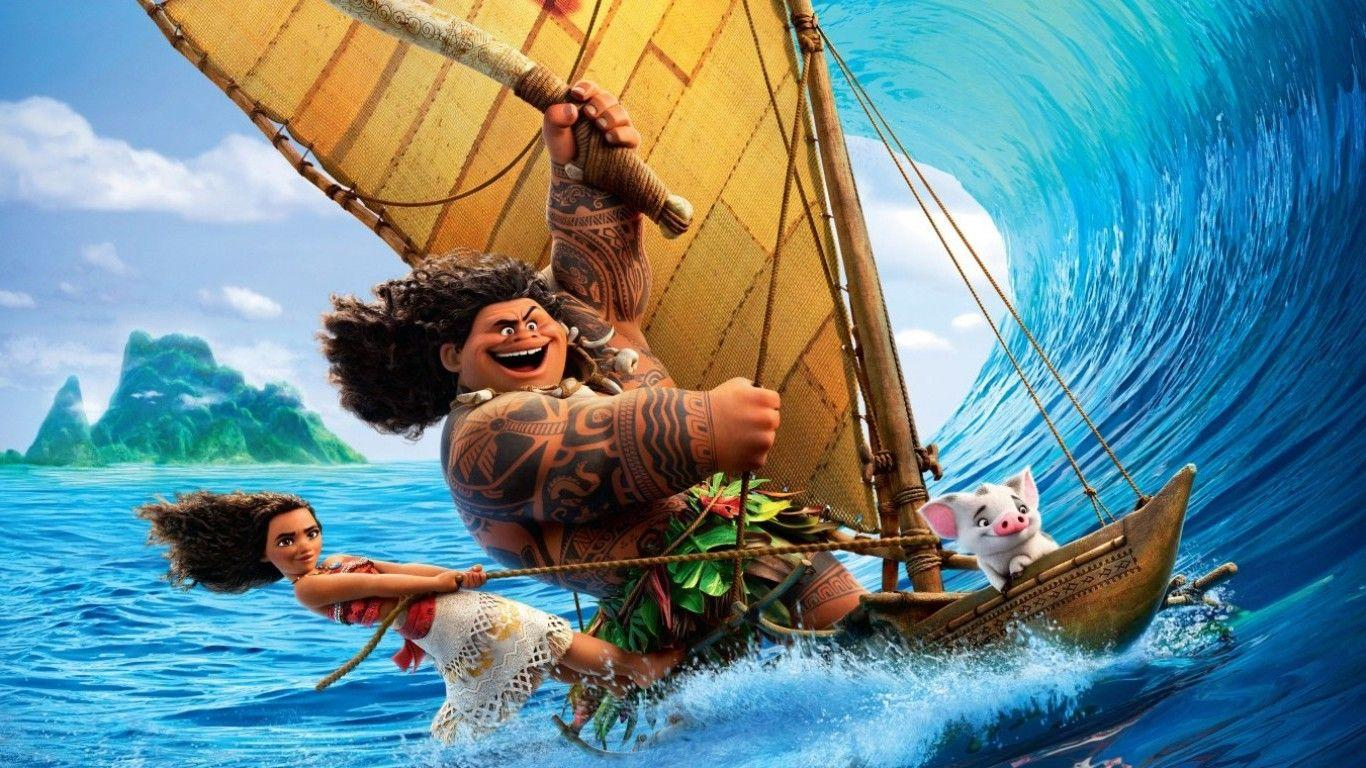 Disney Moana Movie HD Wallpapers