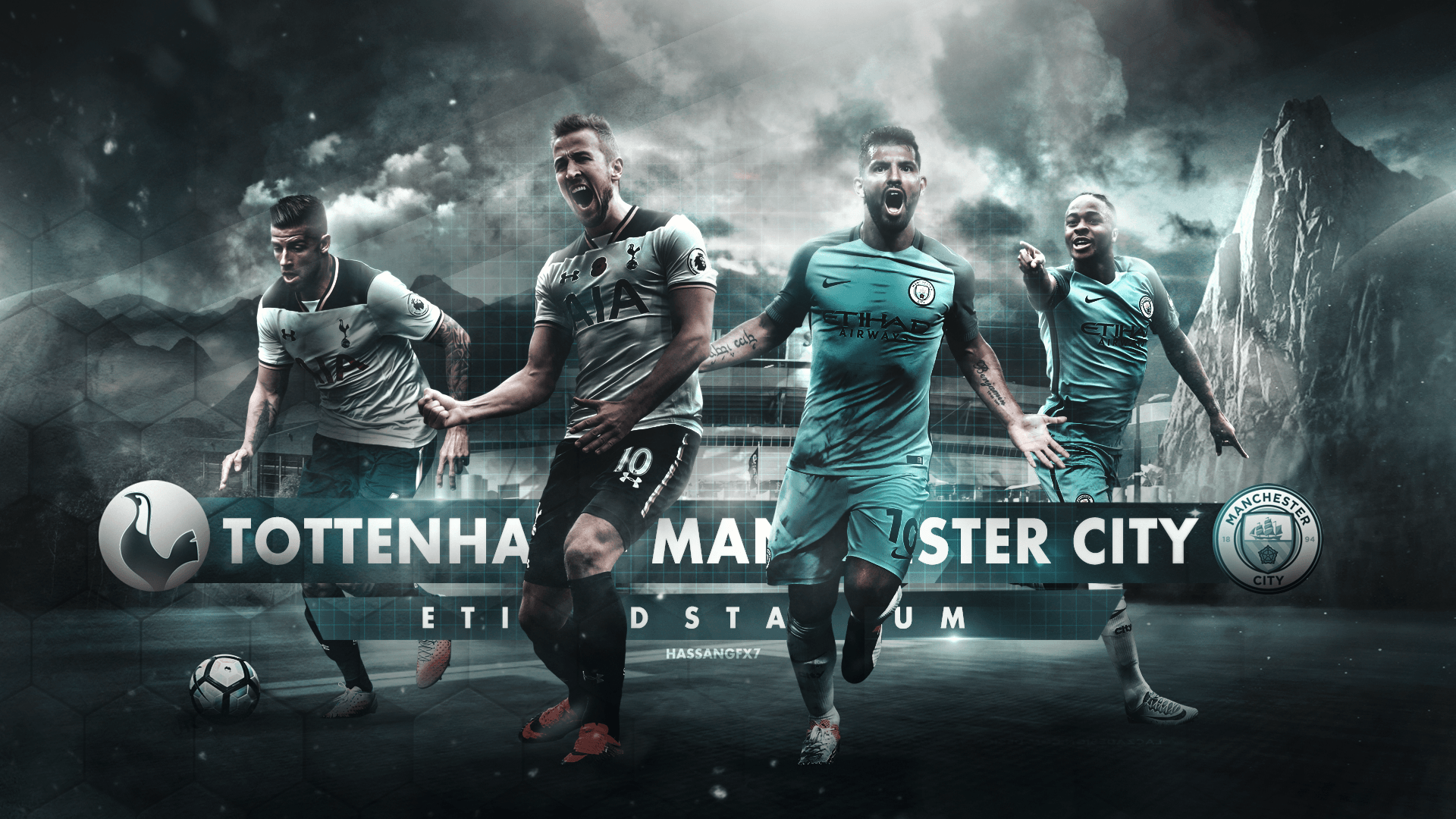 Manchester City 2017 Wallpapers