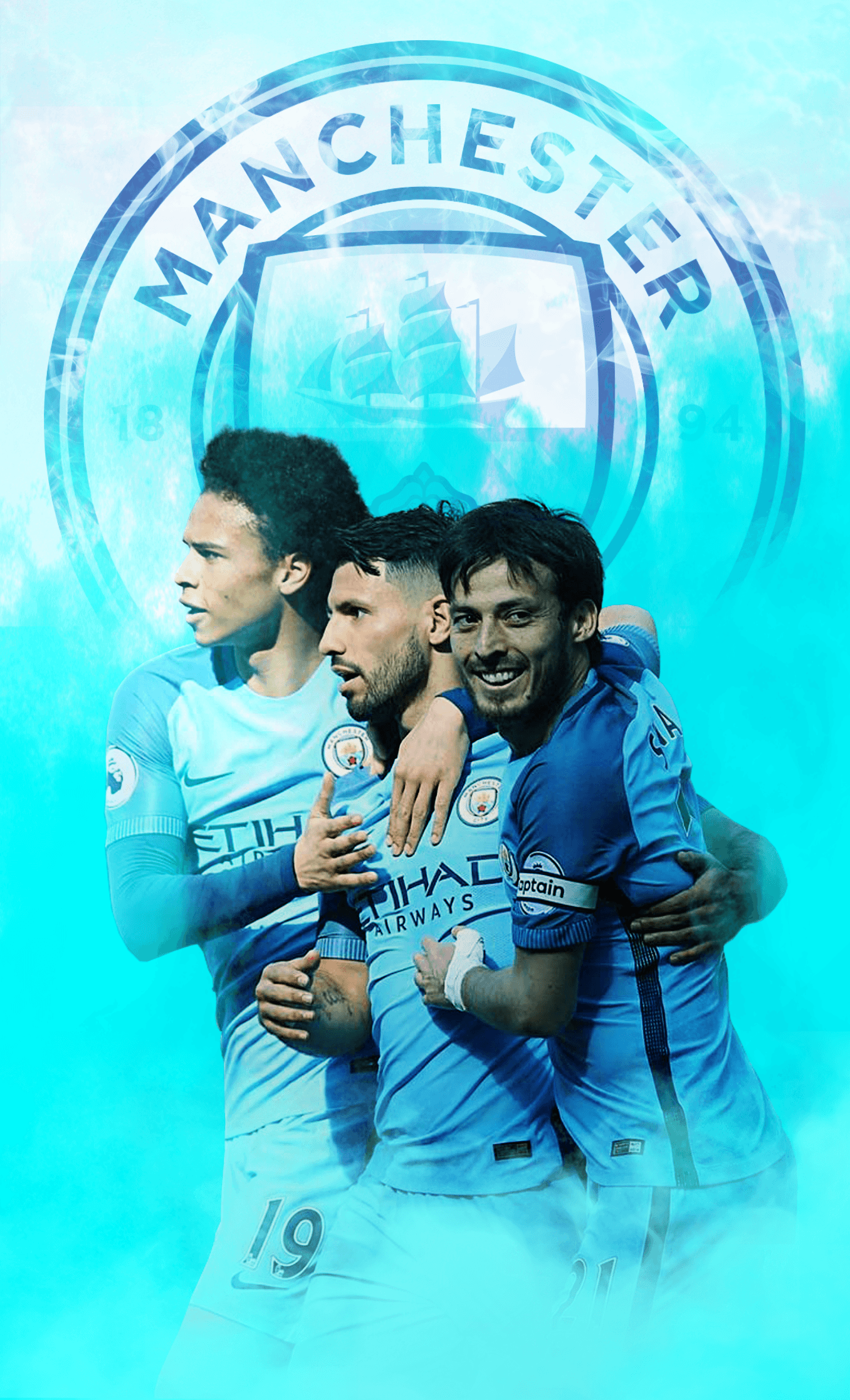 Manchester City 2017 Wallpapers Wallpaper Cave