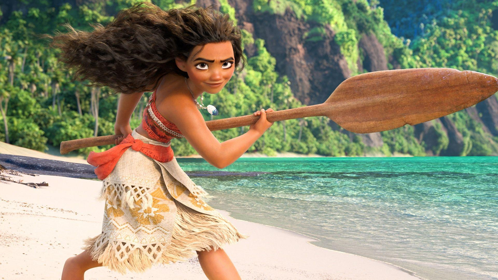 Moana Disney Movie 2016 Wallpaper #3122