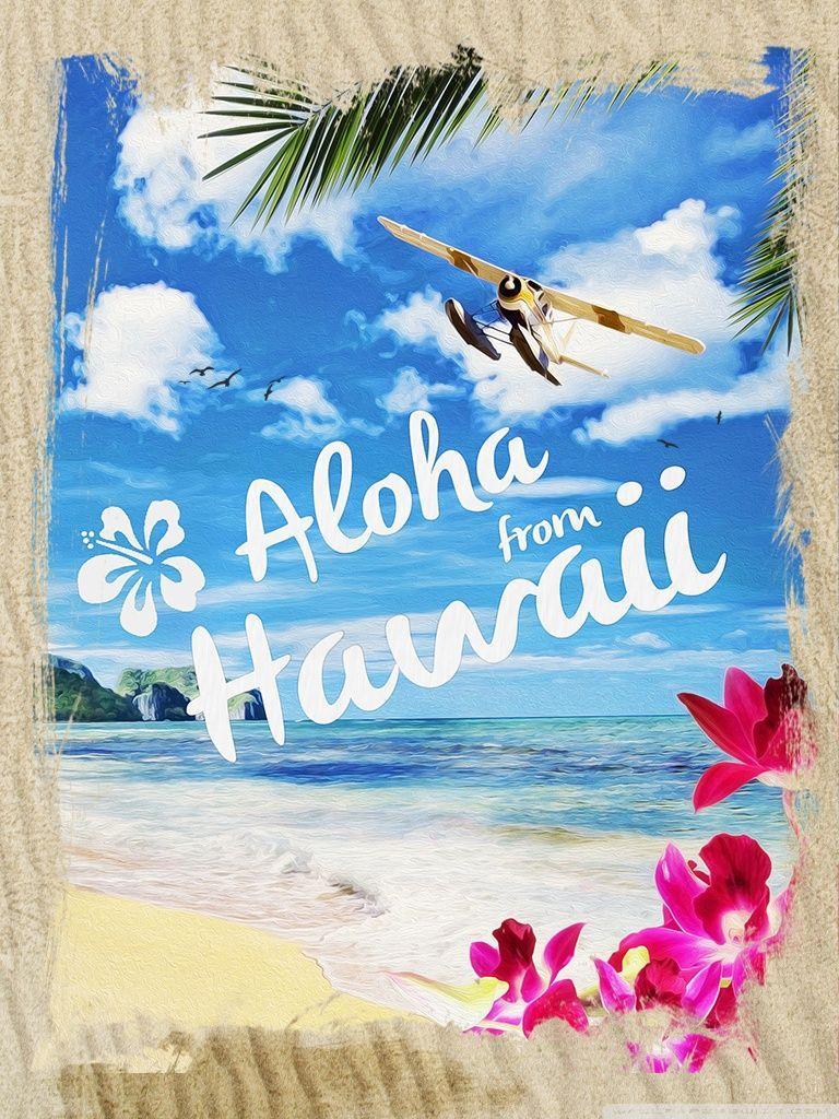 Aloha Wallpapers - Wallpaper Cave