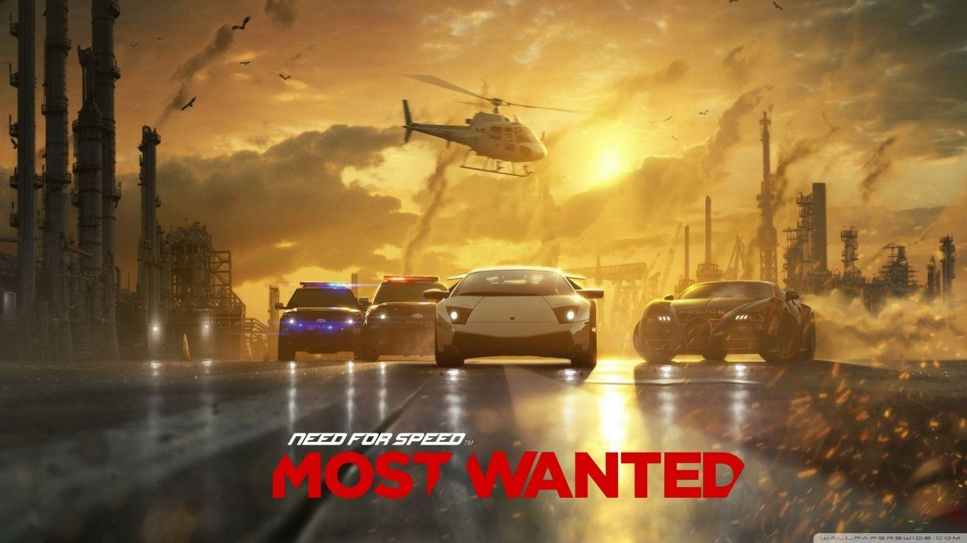 Need for Speed Most Wanted 2012 ❤ 4K HD Desktop Wallpaper for ...