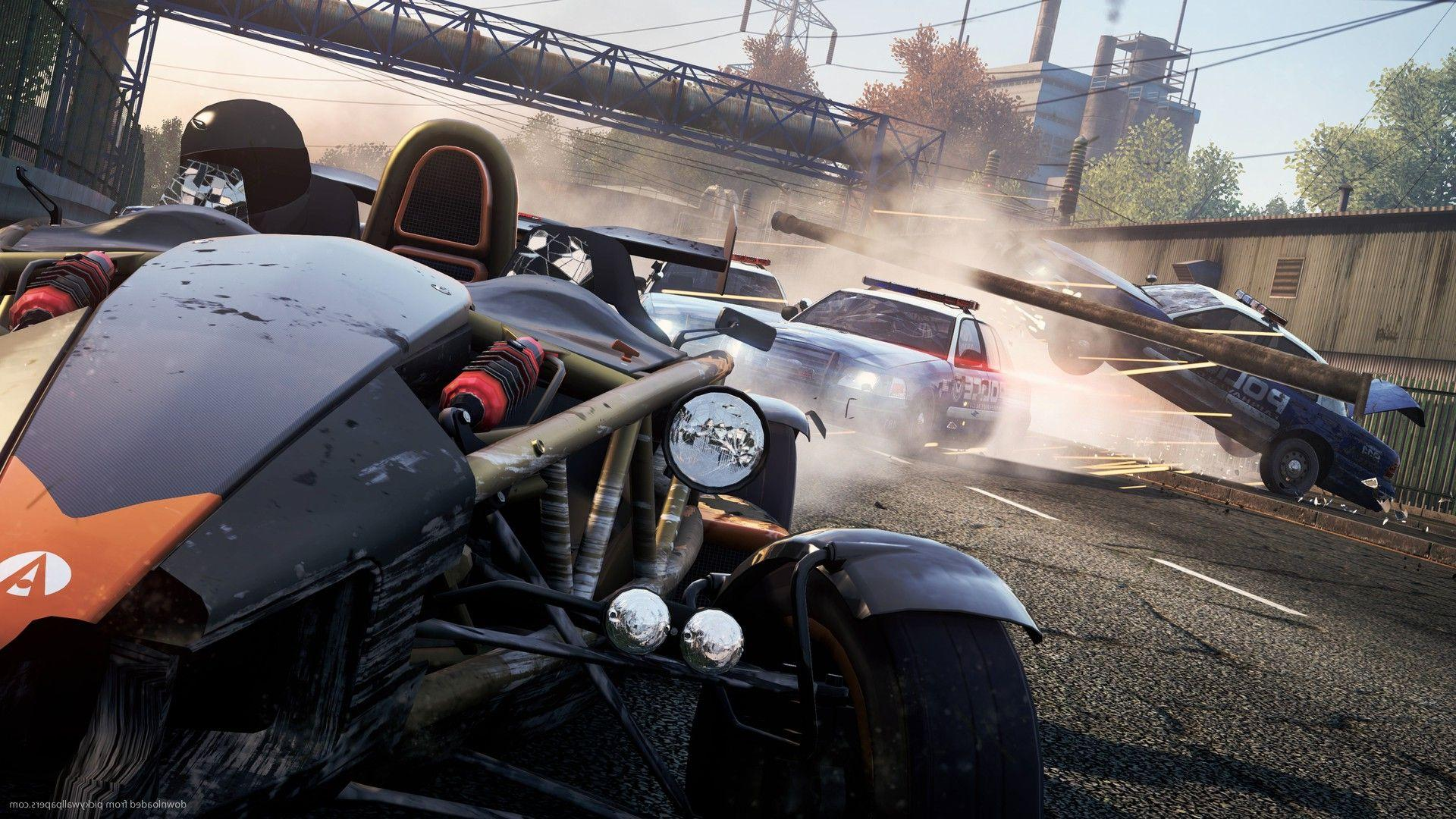 Ariel Atom V8, Need For Speed: Most Wanted (2012 Video Game ...