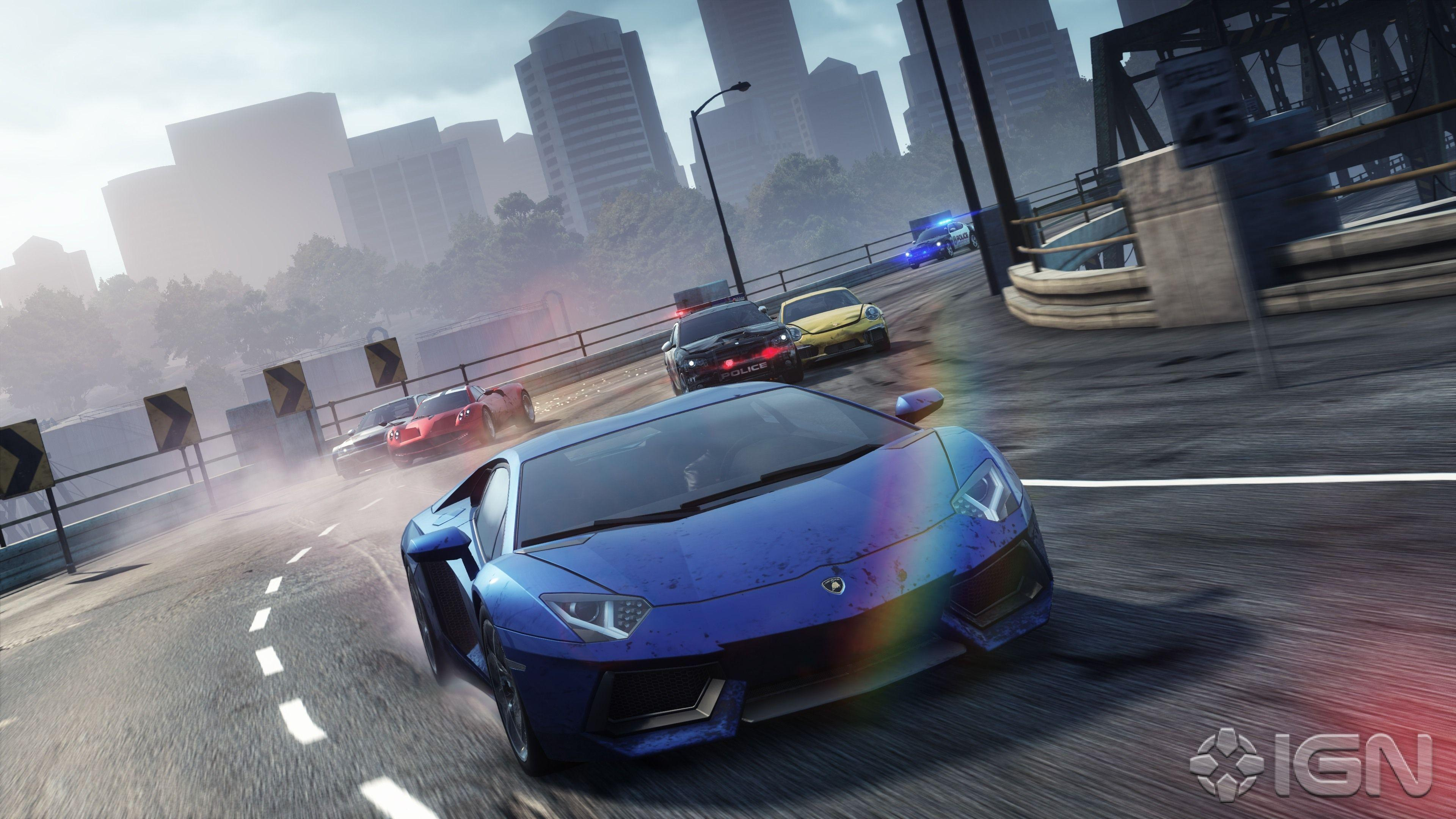 Need for Speed Most Wanted Screenshots, Pictures, Wallpapers ...
