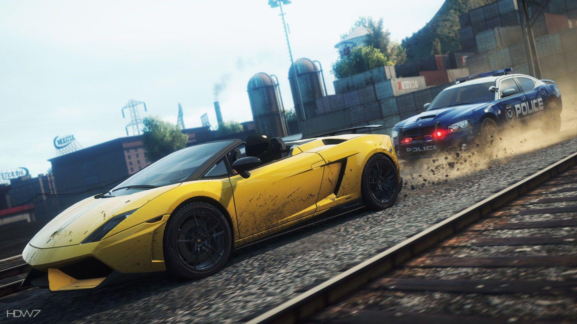 need for speed most wanted 2012 lamborghini gallardo spyder ...
