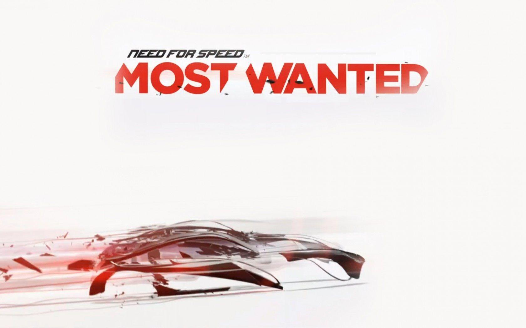 Need For Speed Most Wanted 2012 wallpapers