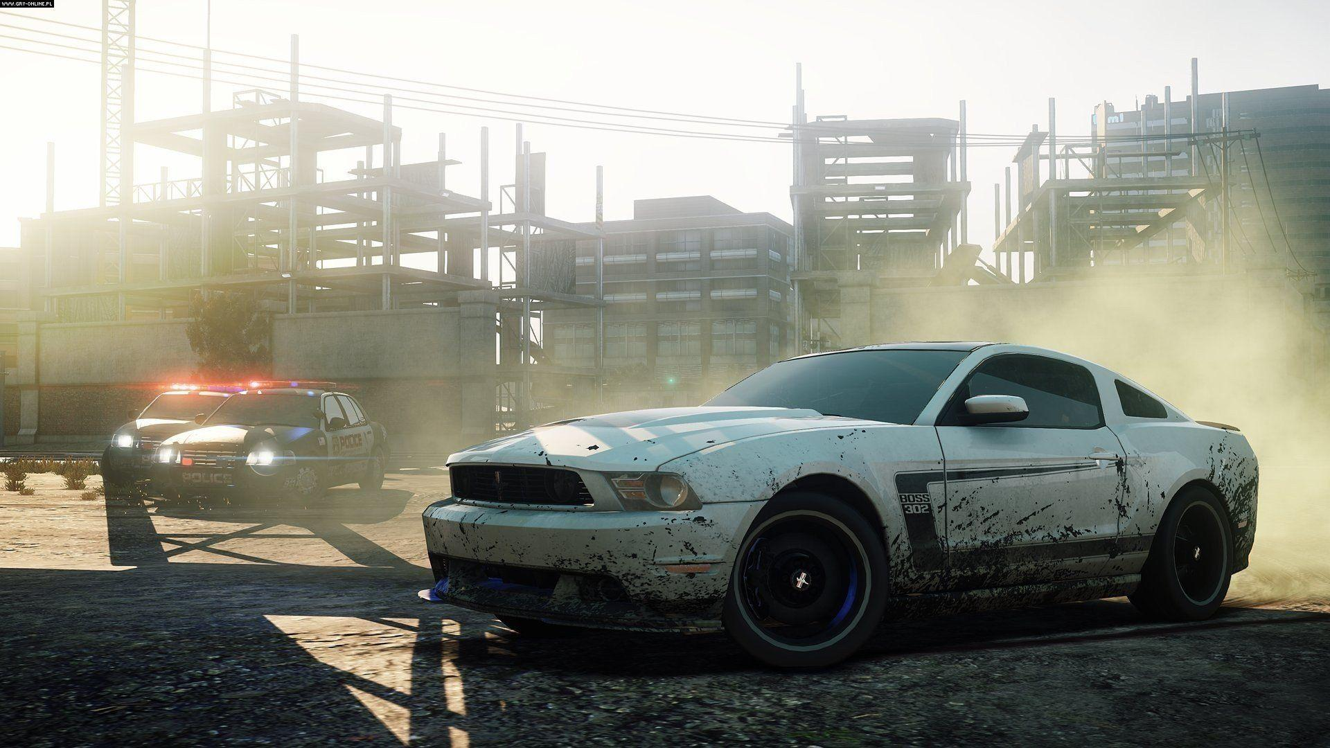 Cars Video Games Need For Speed Most Wanted 2012 Game 116799 ...