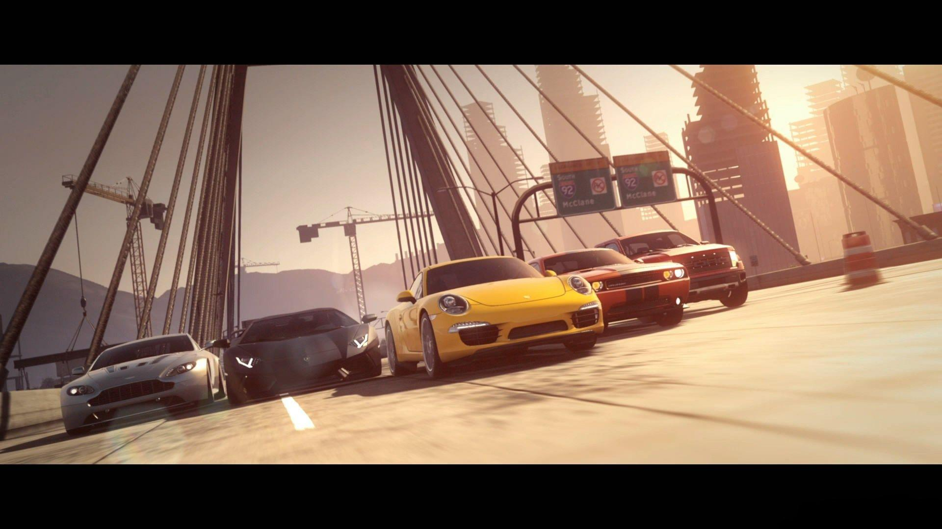 high resolution wallpapers widescreen need for speed most wanted ...