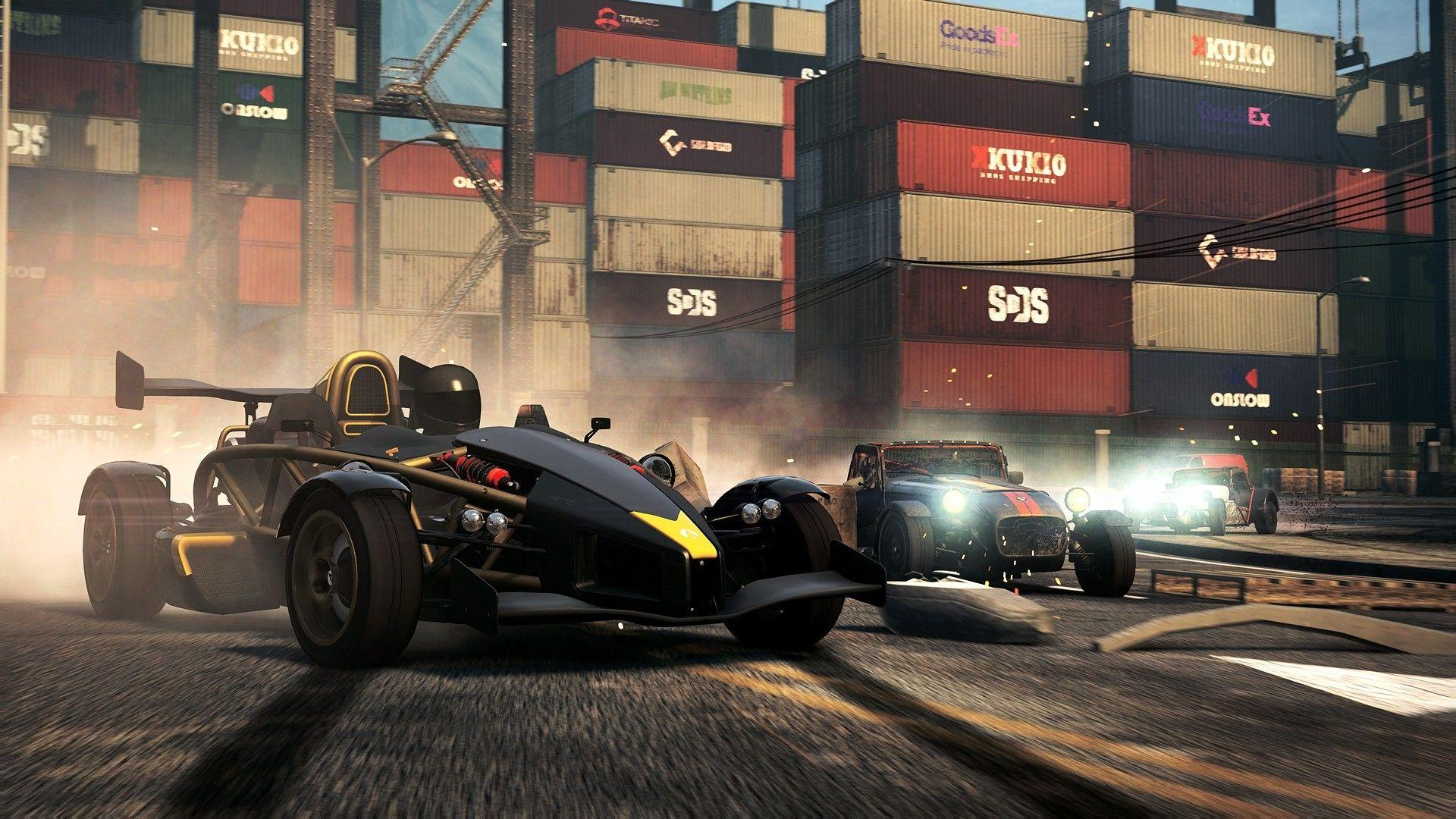 Need For Speed: Most Wanted (2012 Video Game), Need For Speed ...