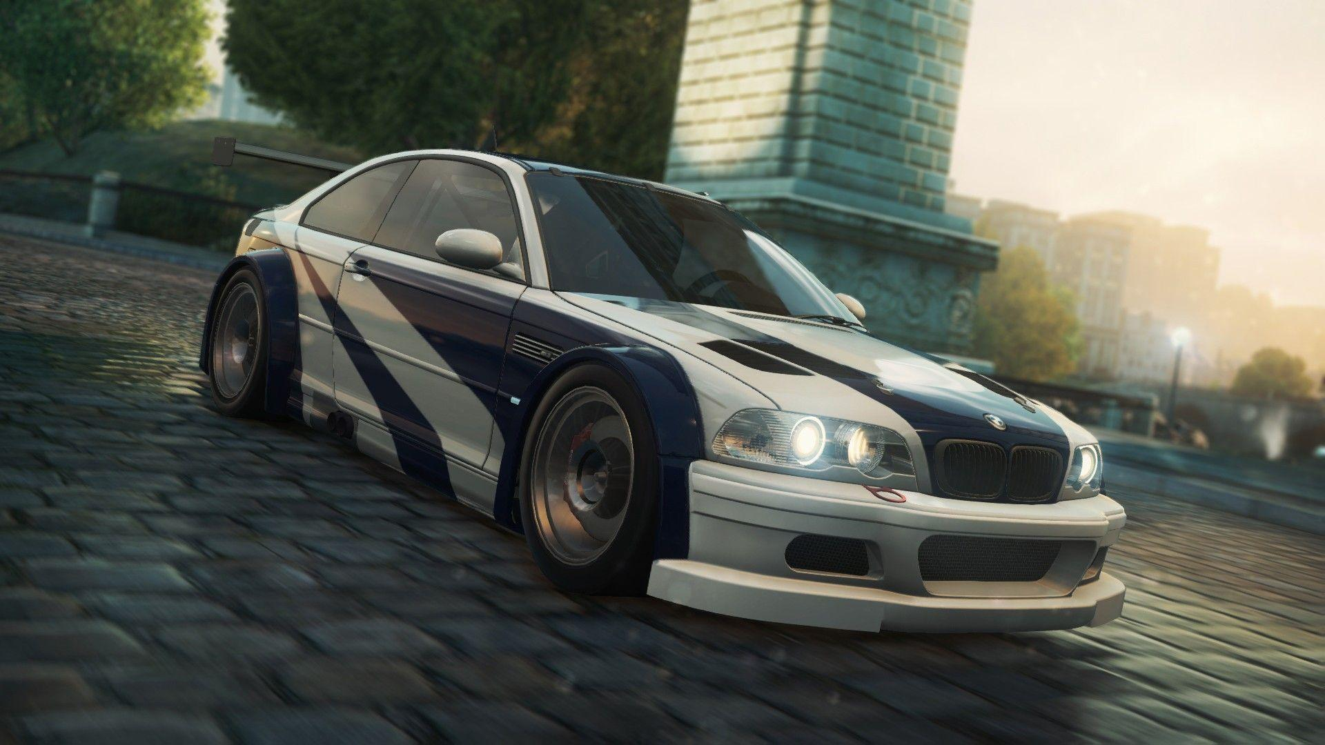 Need For Speed: Most Wanted Full HD Wallpaper and Background ...