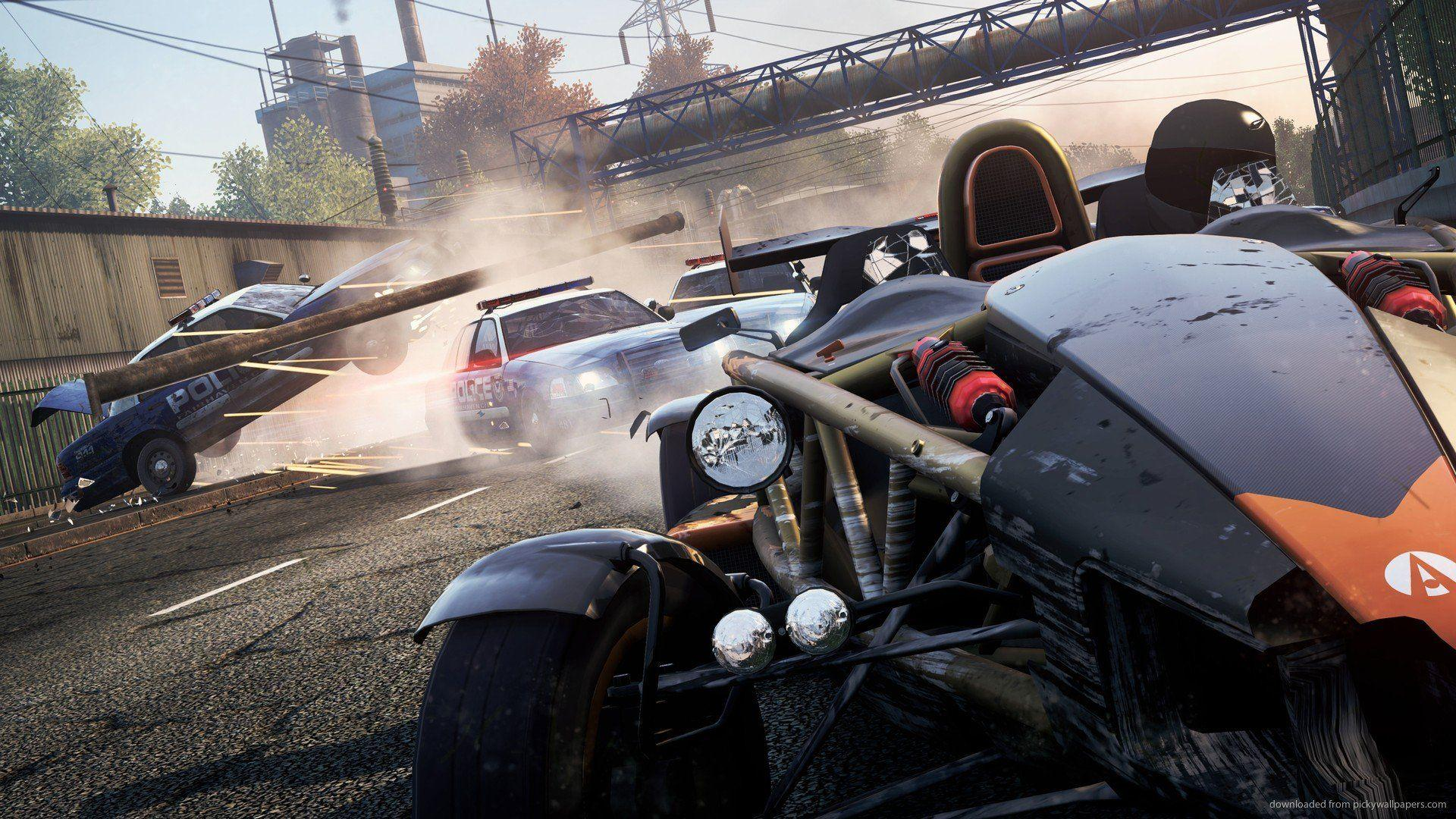 Ariel Atom V8 Need For Speed Most Wanted 2012 Video Game Games ...