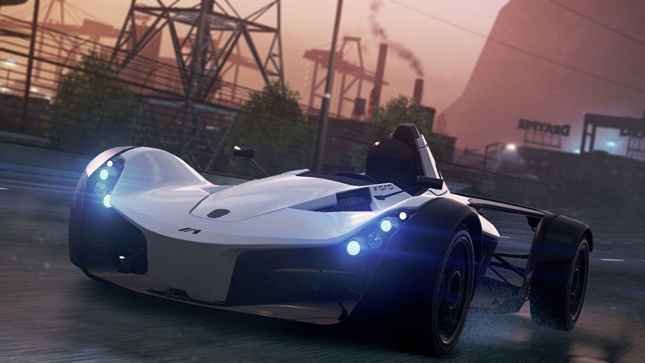 Pictures Need for Speed Most Wanted 2012 BAC Mono Games Front