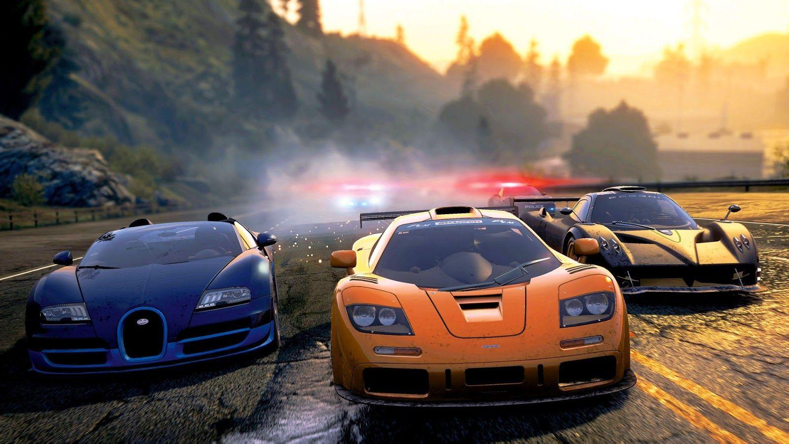 Galeri Wallpaper Need For Speed Most Wanted 2012