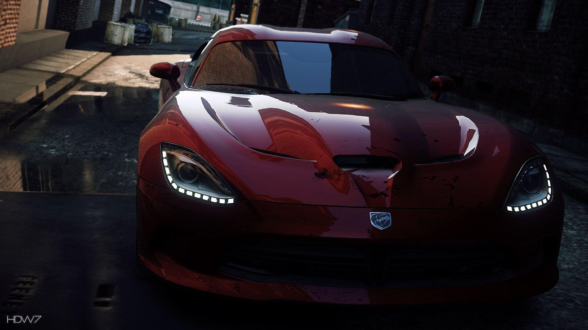 need for speed most wanted 2012 srt viper gts widescreen hd ...