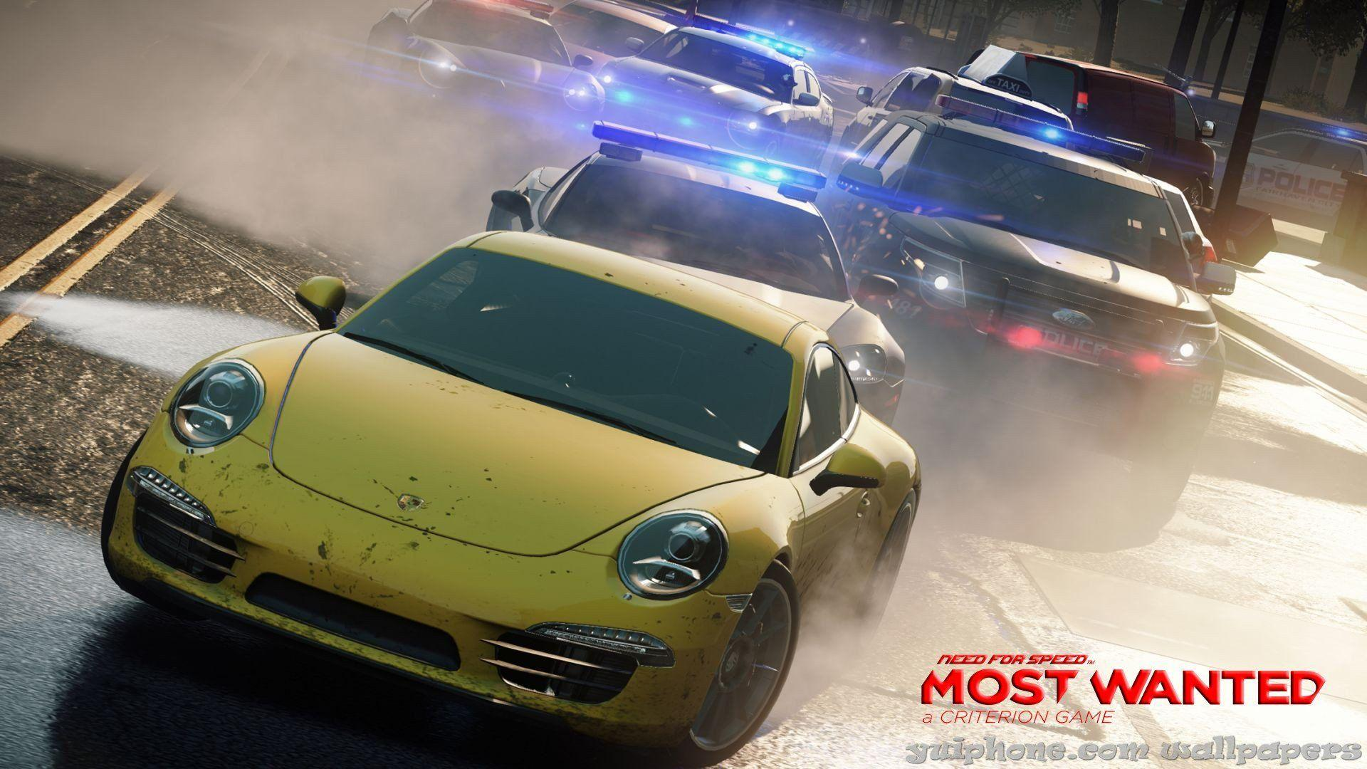 Need For Speed Most Wanted A Criterion Game 443762 - WallDevil