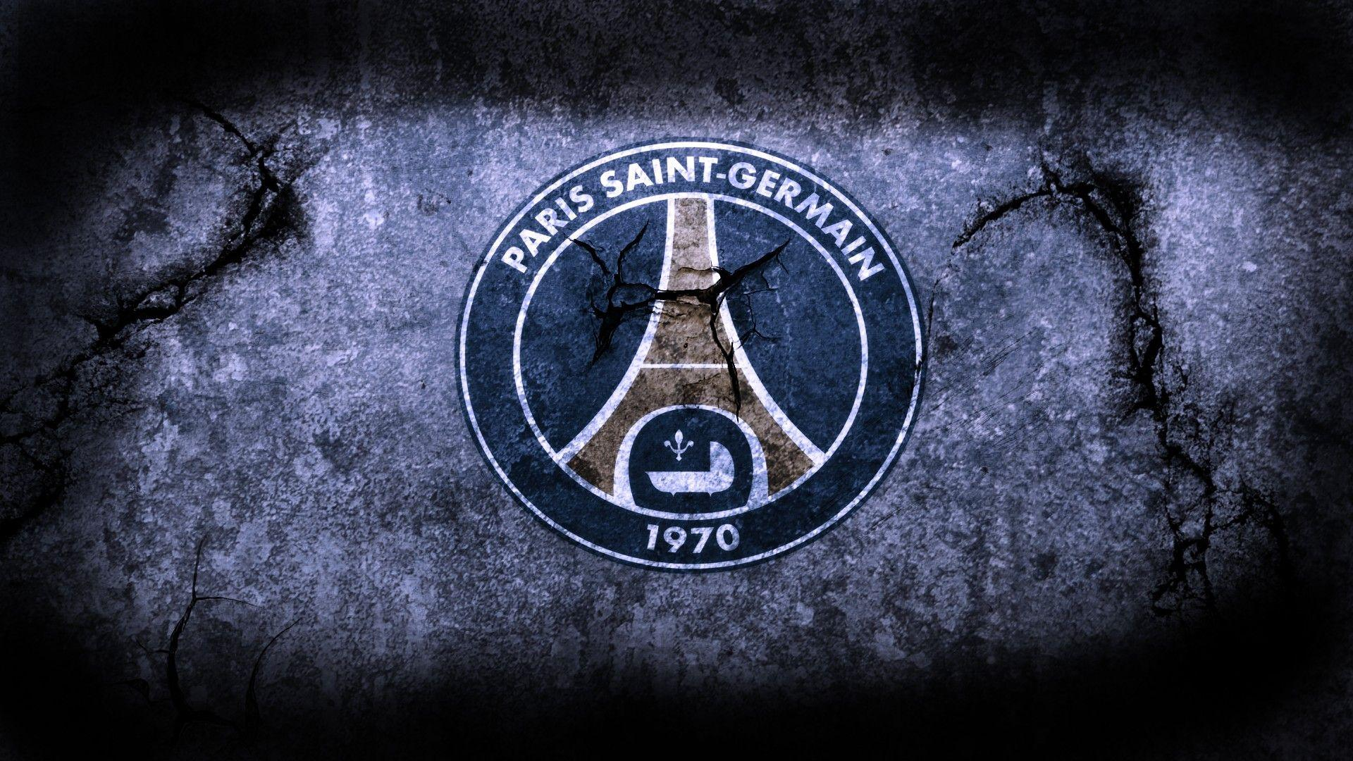 Paris Saint Germain PSG FC Football Logo HD Wallpaper of Football ...