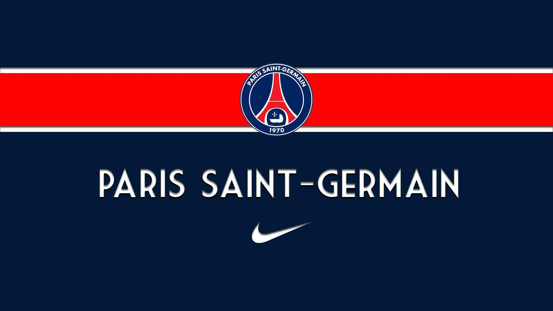 Fonds d'écran Paris Saint Germain Logo | Paris saint