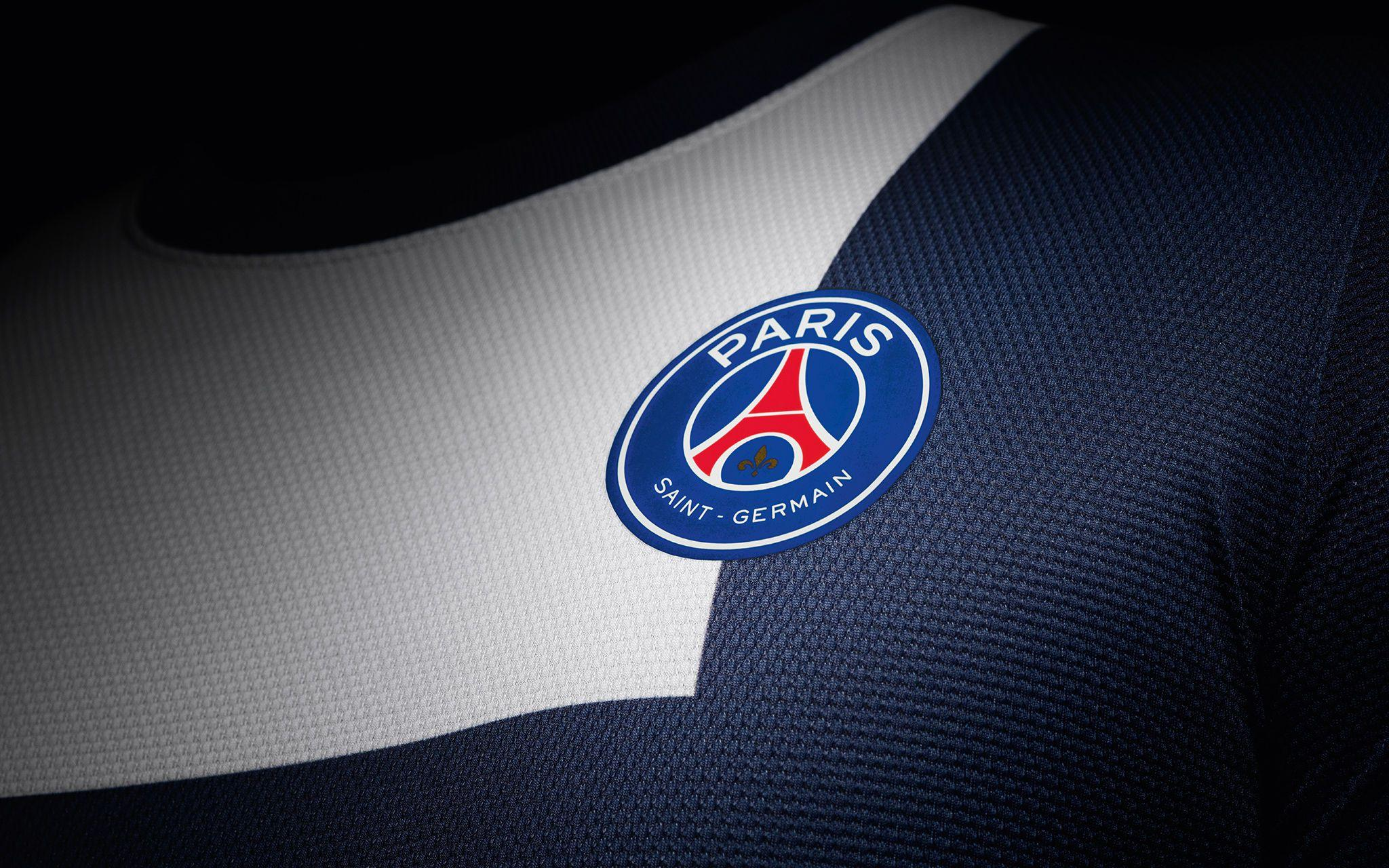 Fonds d'écran Paris Saint Germain Logo - MaximumWallHD